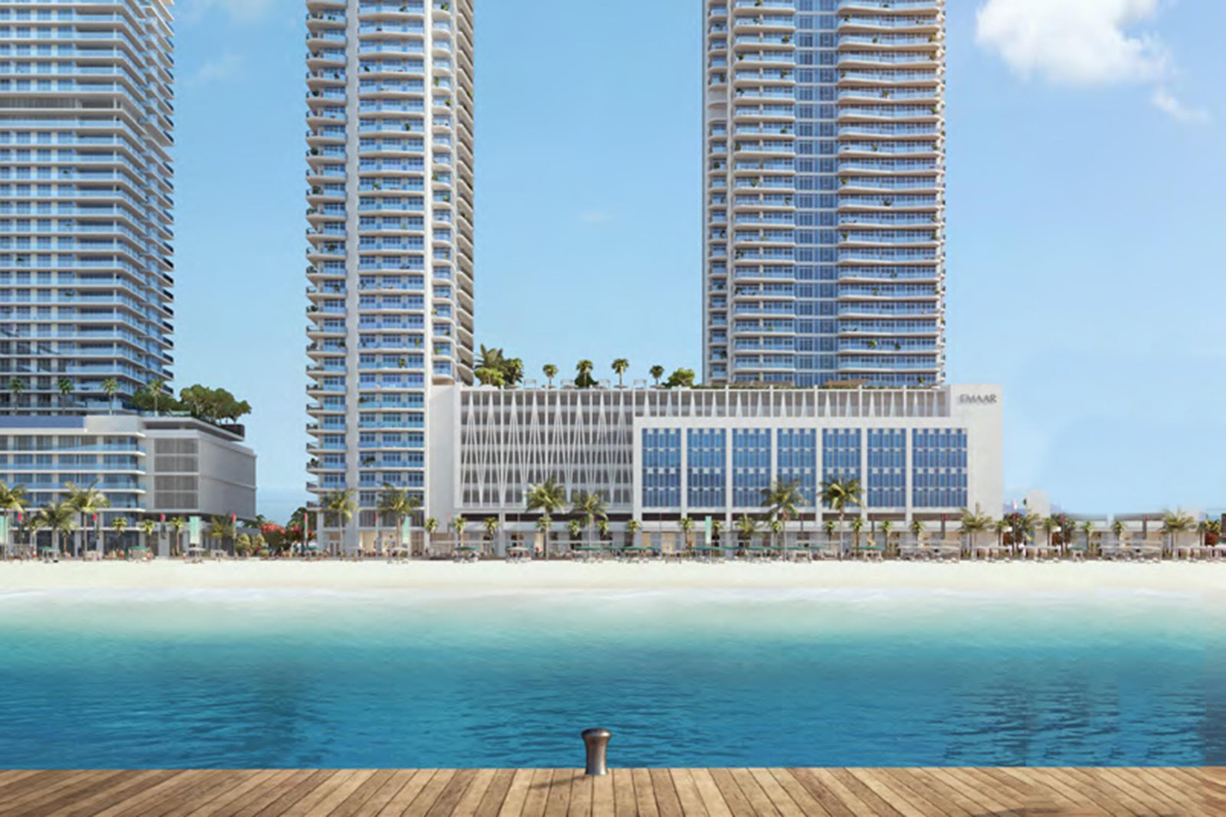 Beachfront Marina Vista 2 Bed | 50/50 PHP