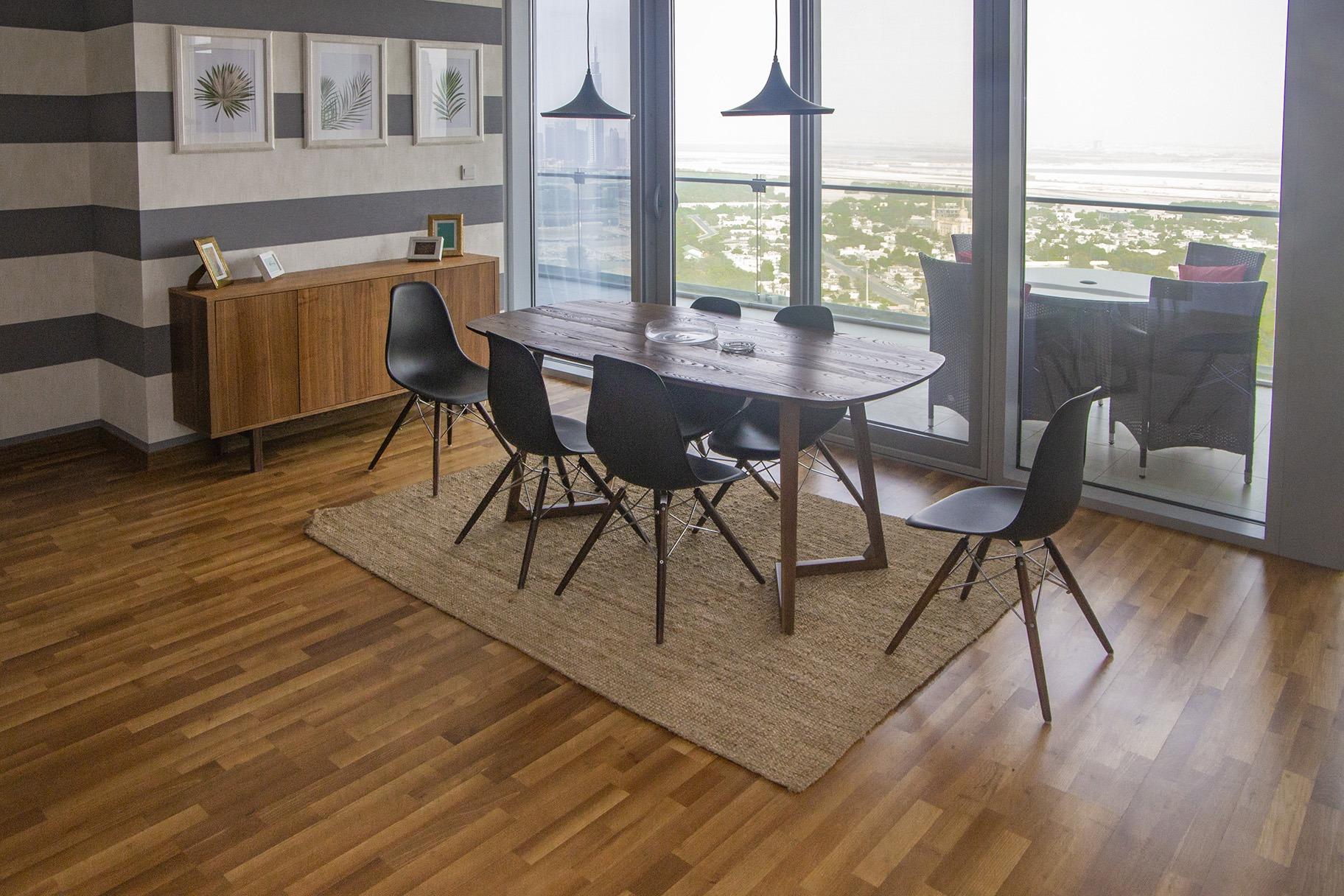 Fully Furnished   Zabeel Facing   High Floor