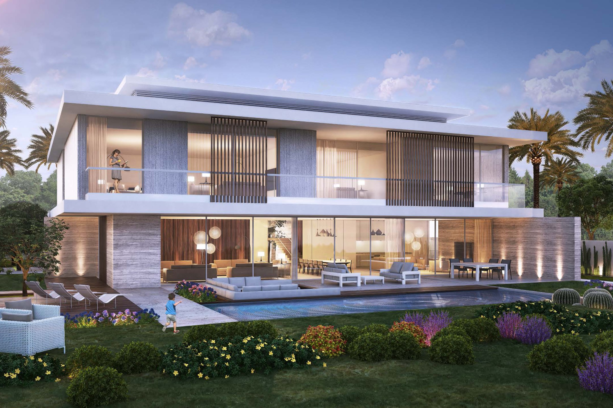 7 Bed | Modern Villa | Large Plot | Move In Soon