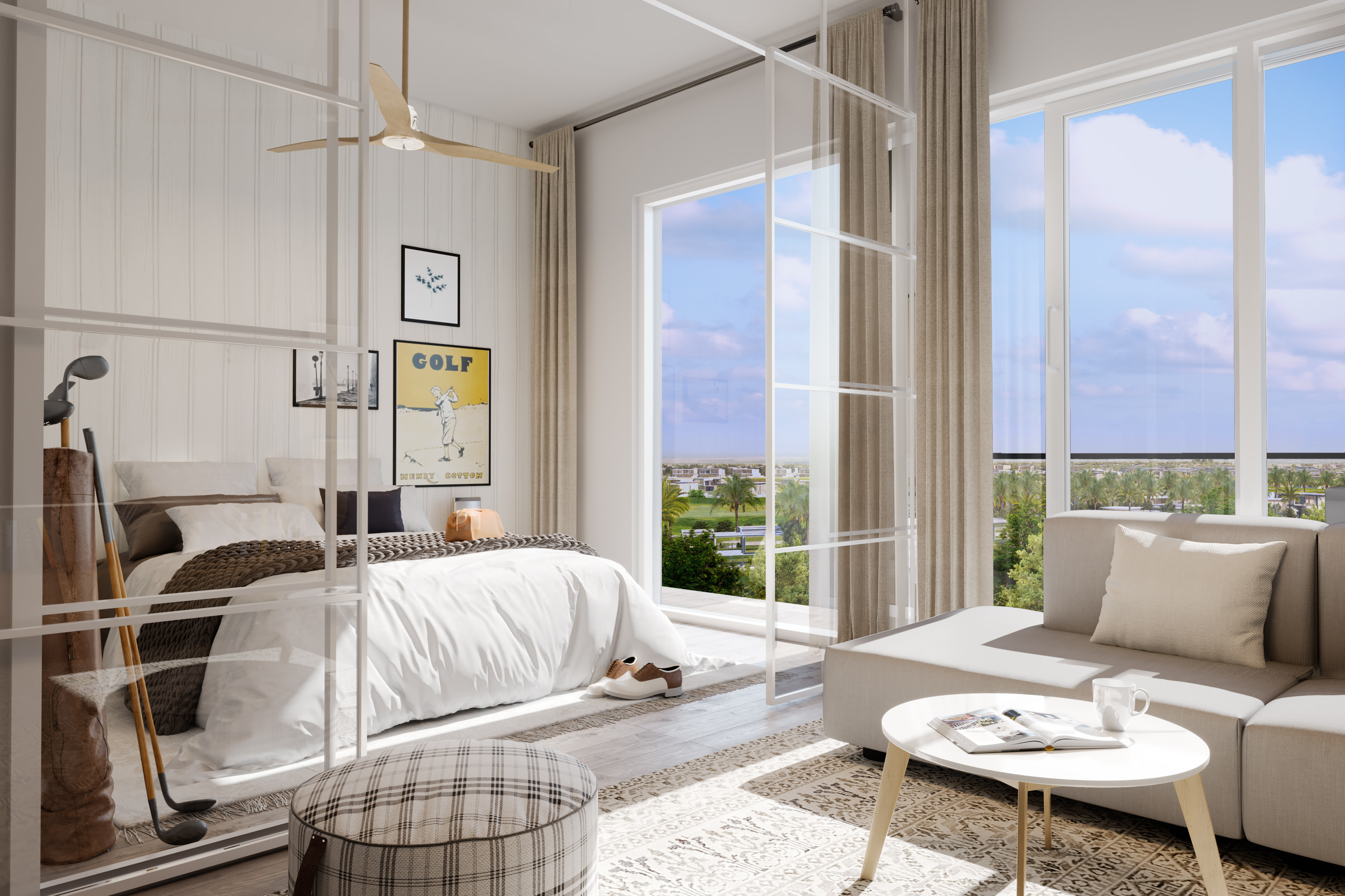 Sophisticated 1 Bedroom | Newly Launched Project
