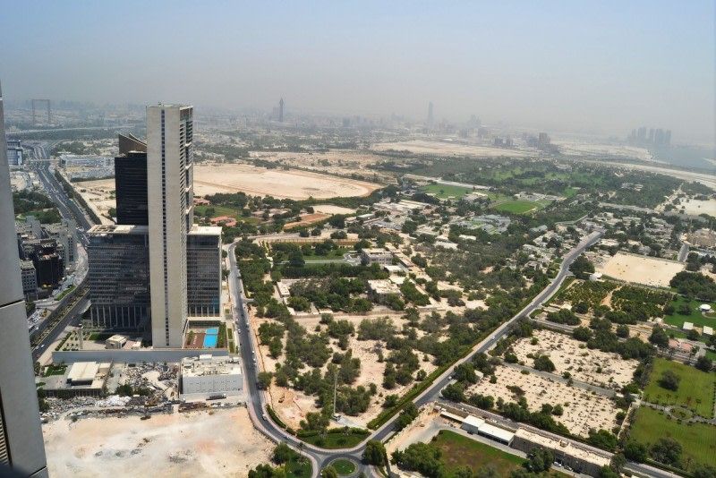 Large Two Bedroom with Burj Khalifa View