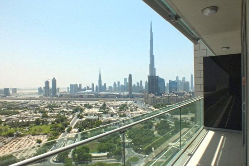 High Floor | Burj Khalifa & Zabeel View