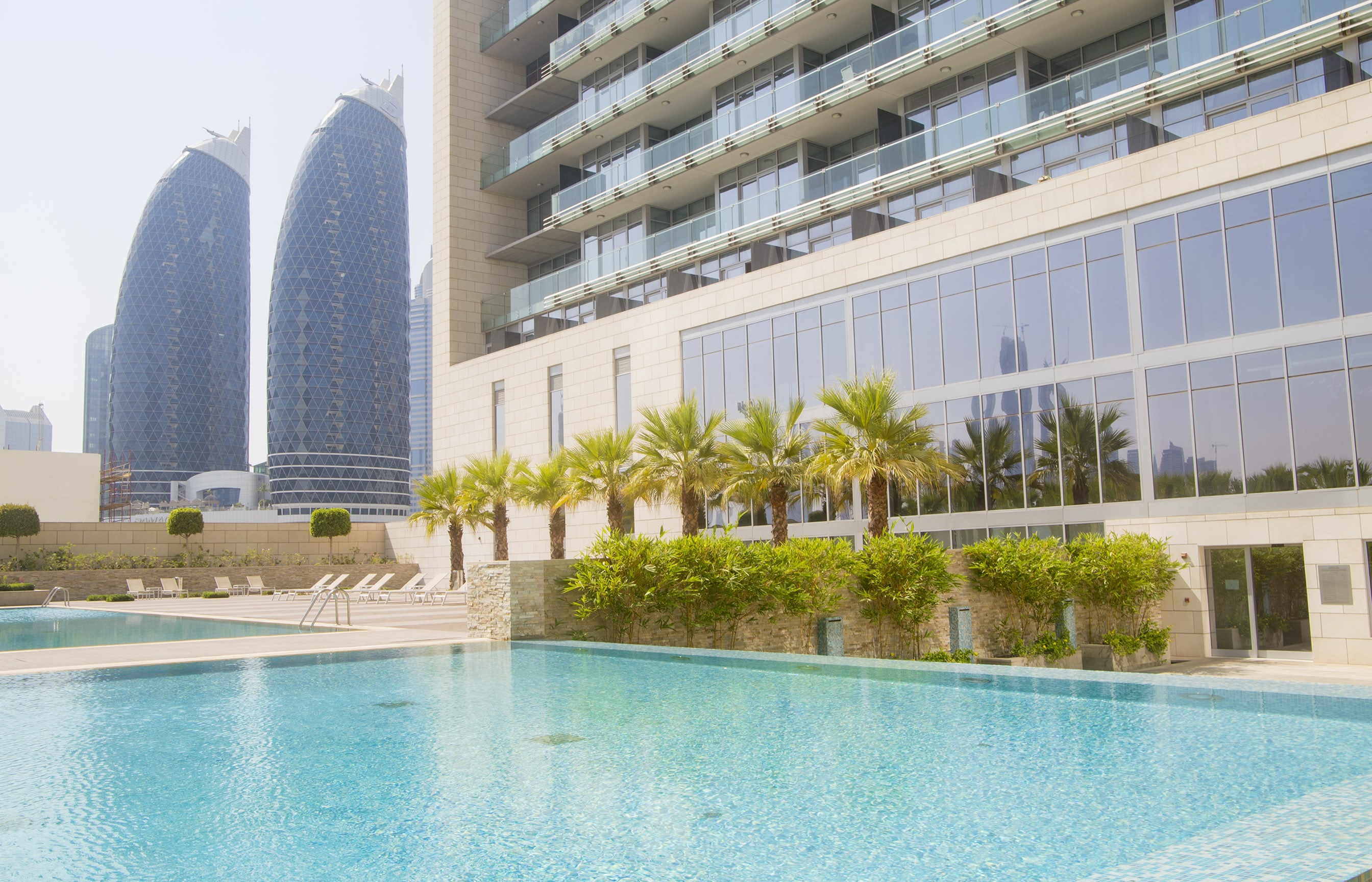 Amazing Modern Three Bedroom in Burj Daman