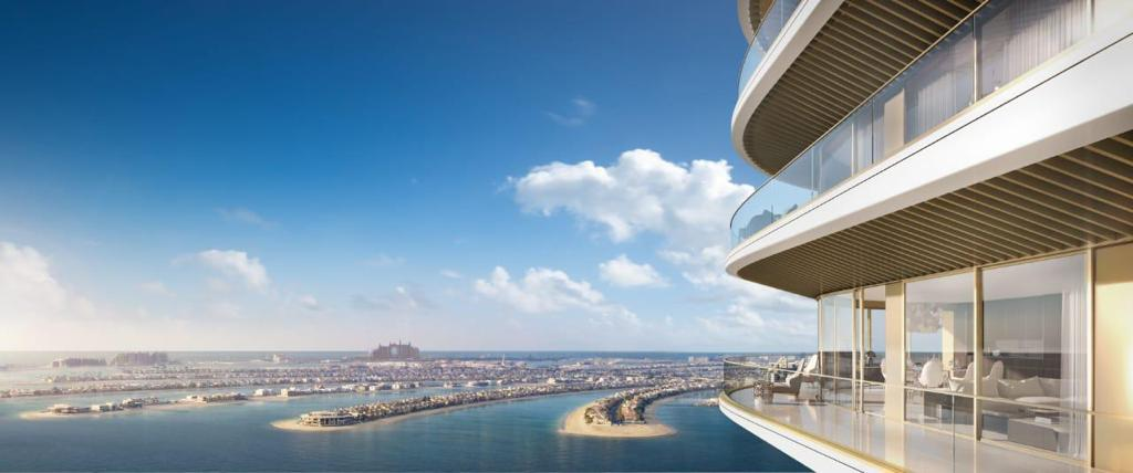High Floor | Full Palm View | Live Elie Saab