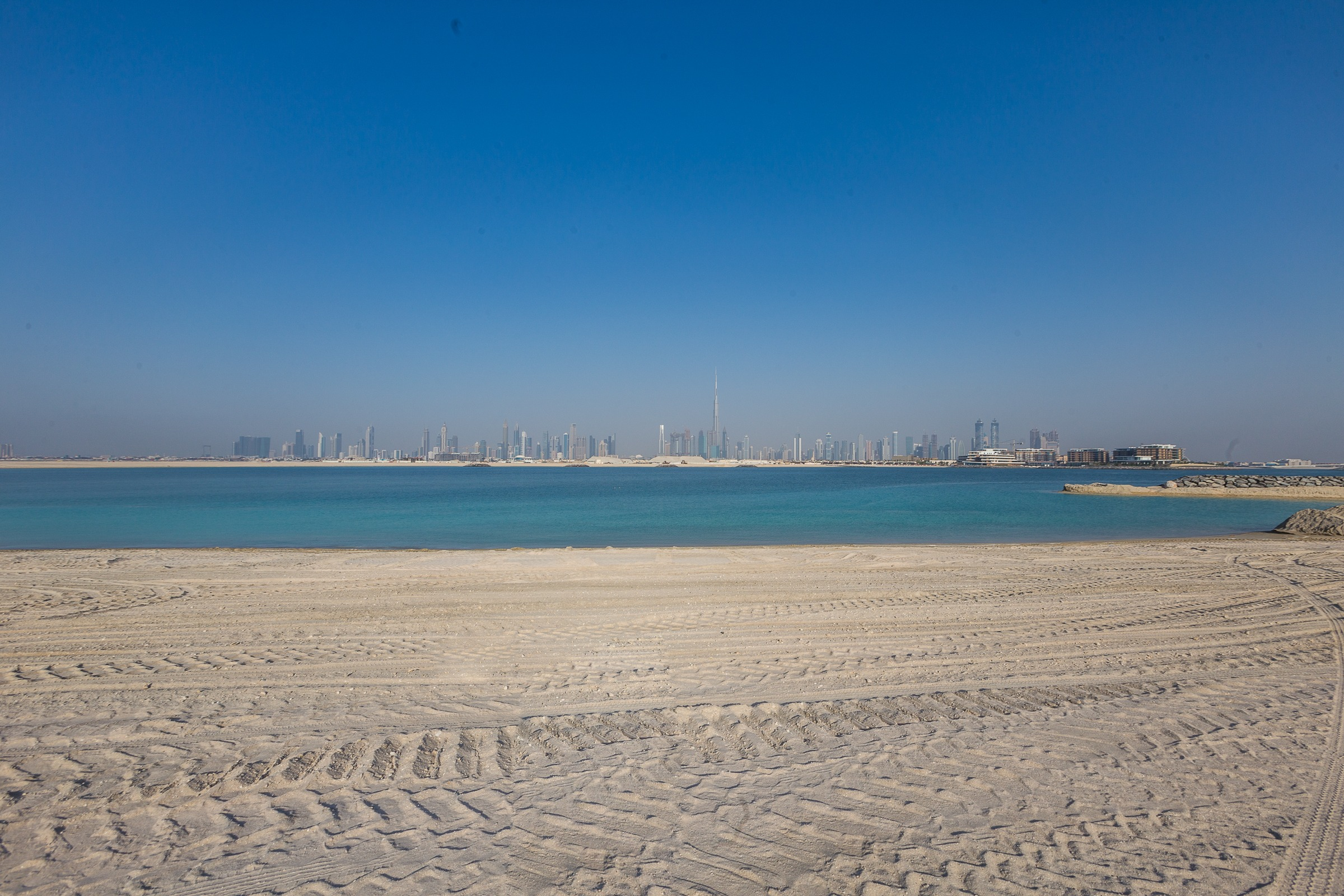 Residential Plot in Jumeirah Bay Island