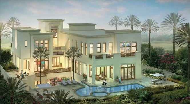 Build Your Own Luxury Mansion | Options Available