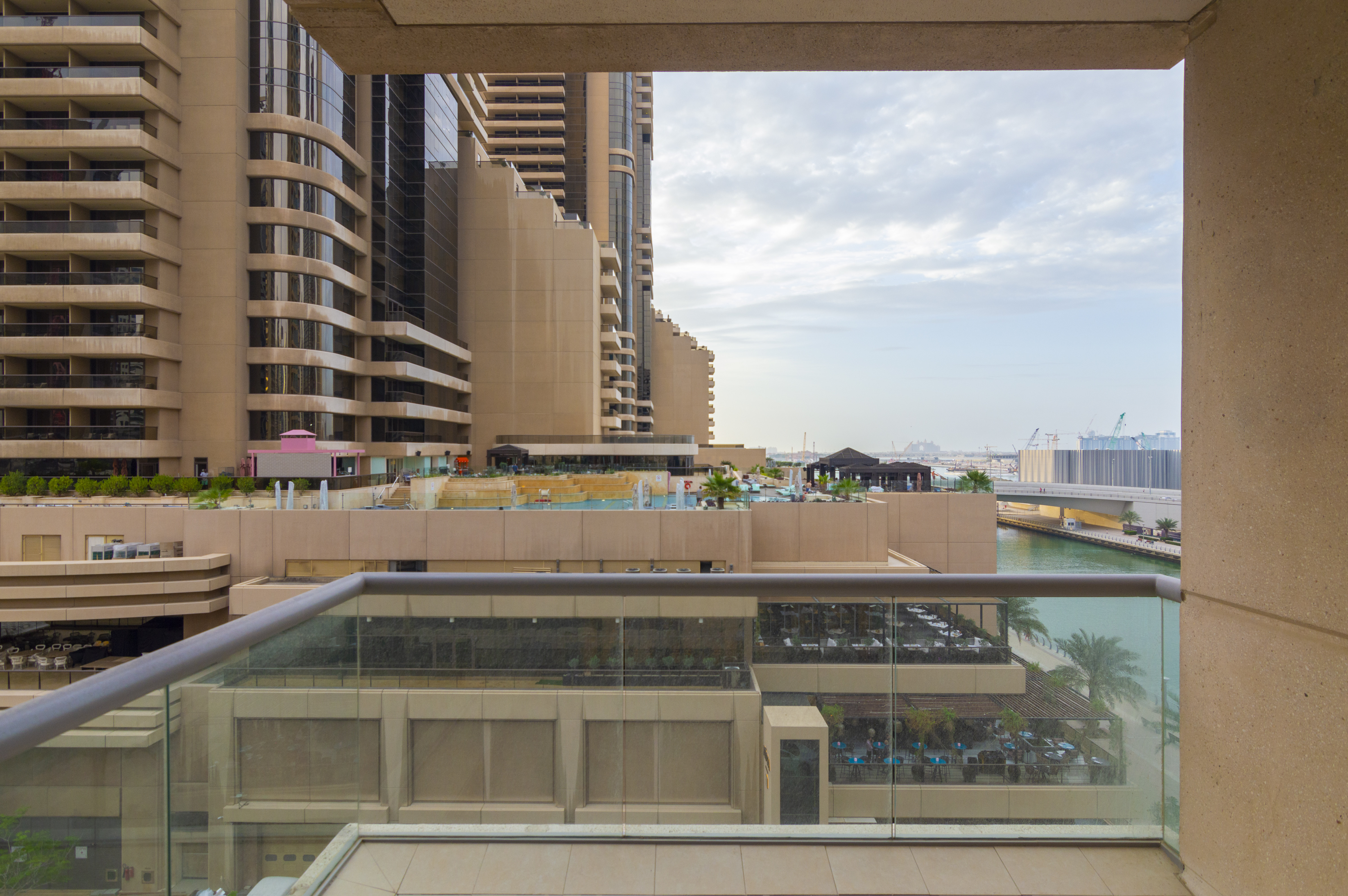Marina View | Low Floor | Fully Upgraded