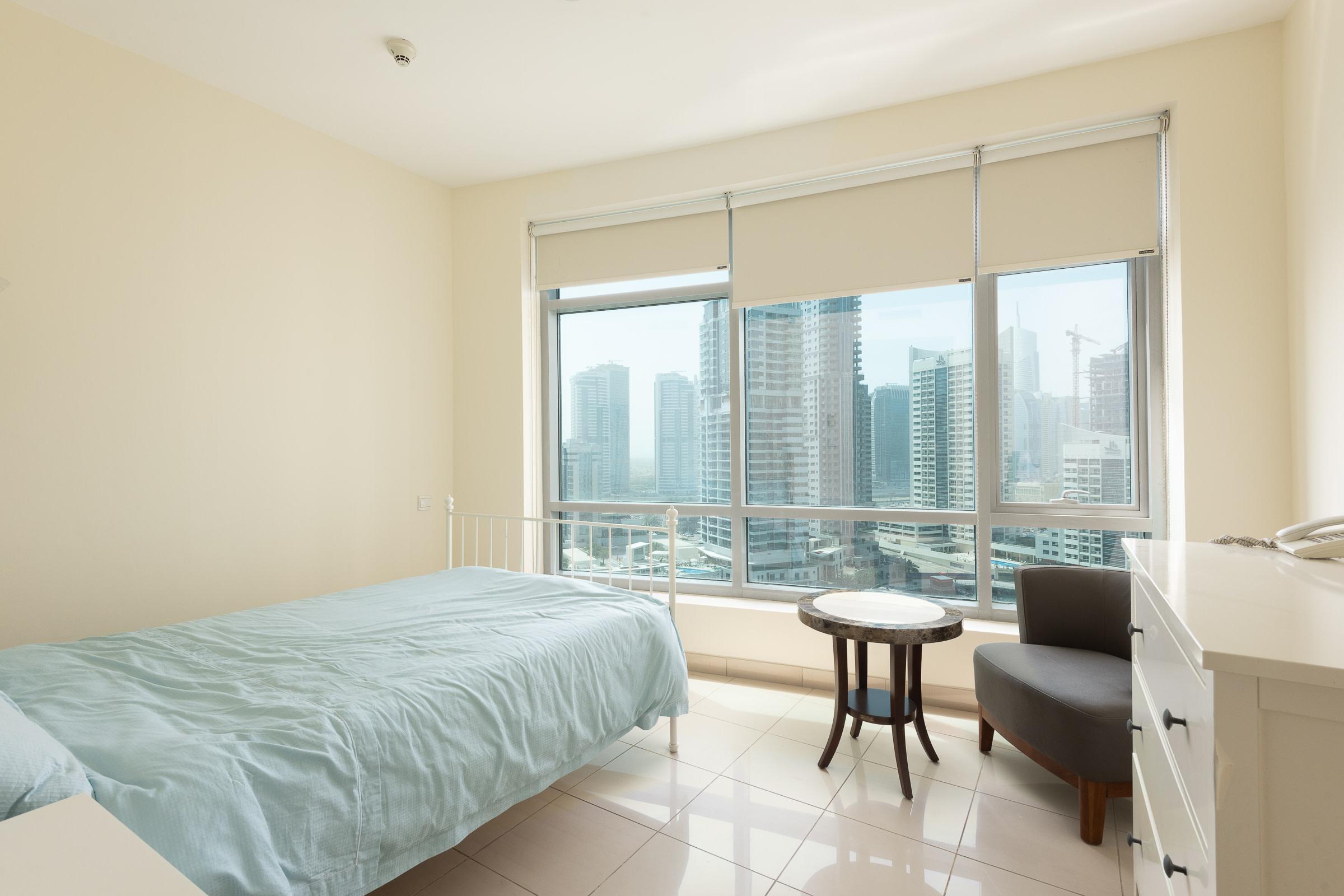 Elegant | 2 Bedroom with Full Marina Views