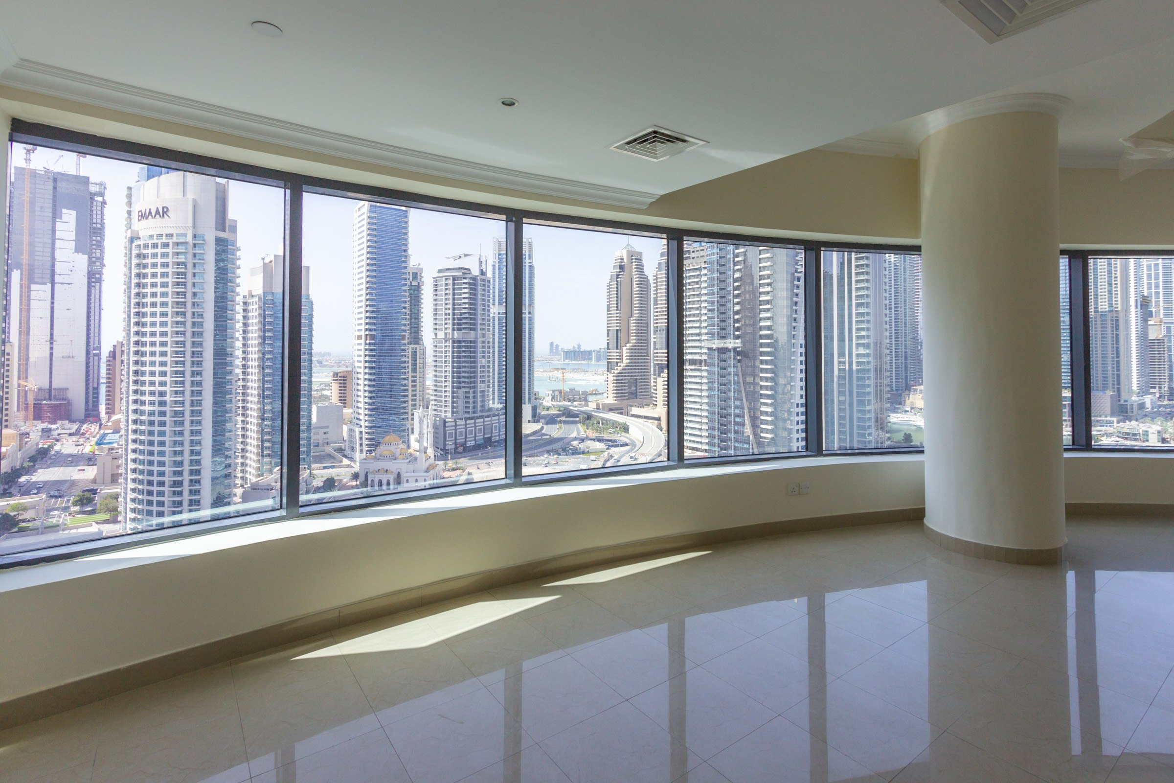 Full Marina View | Mid Floor | Large 3 Bed