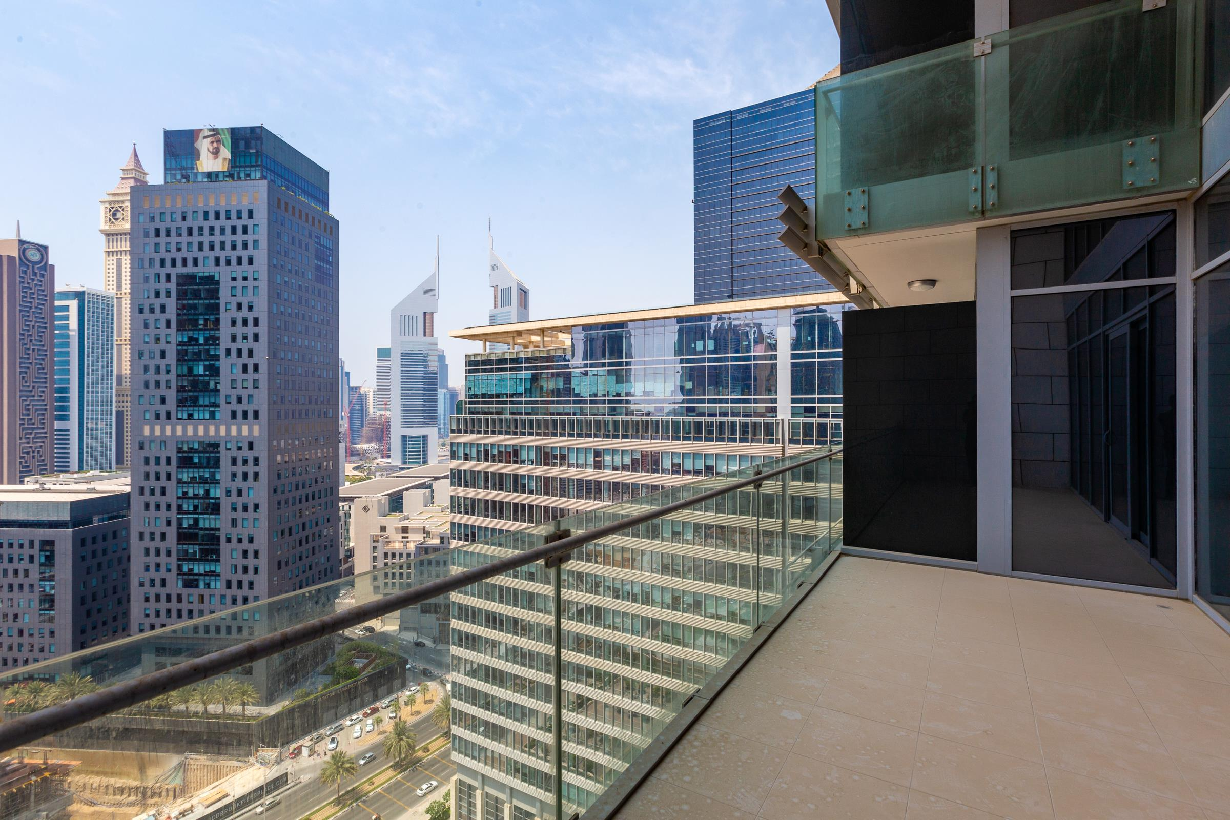 DIFC with Sea Views | Two Bedroom Duplex