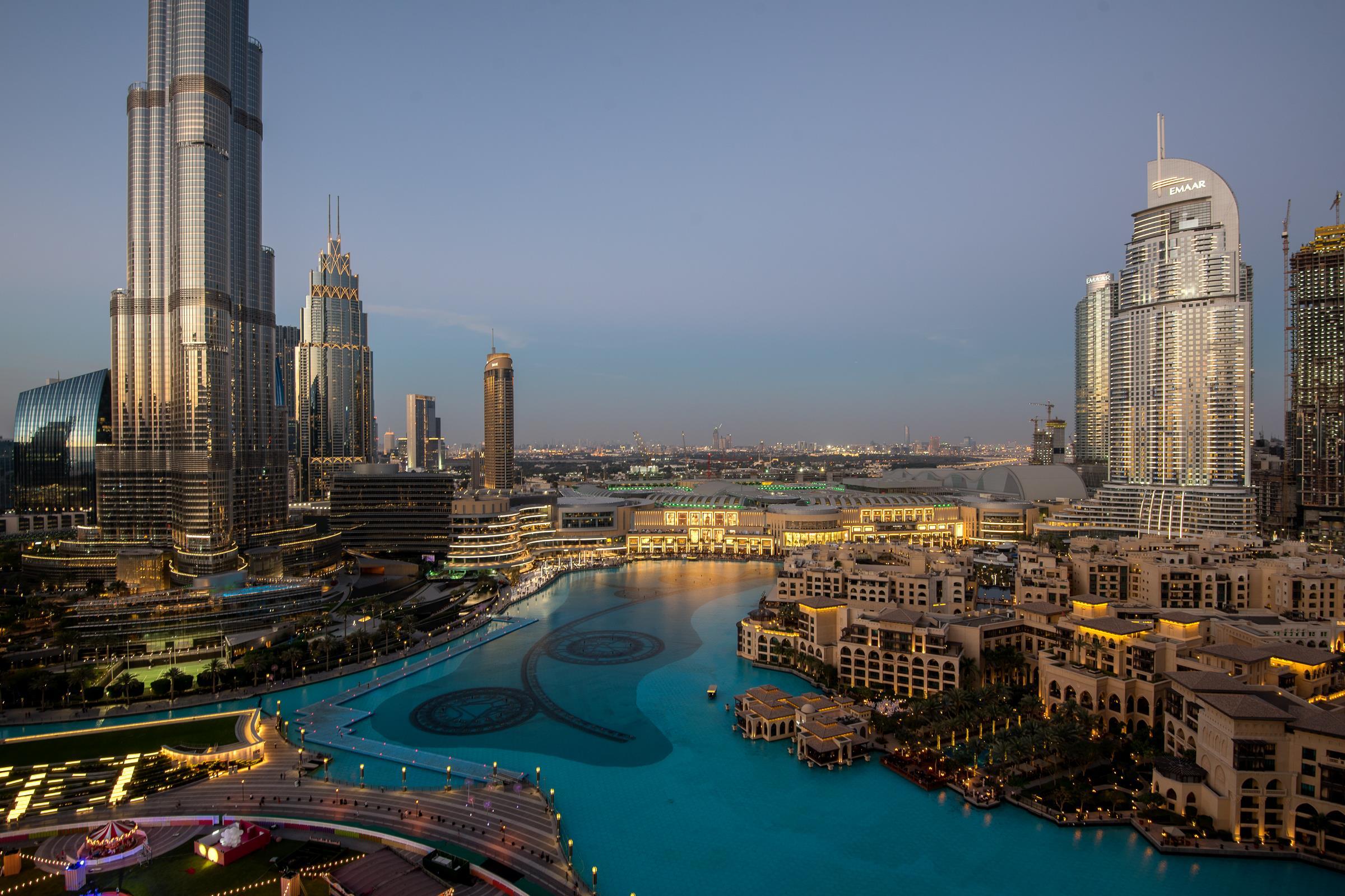 Full Floor Penthouse   Burj Khalifa View