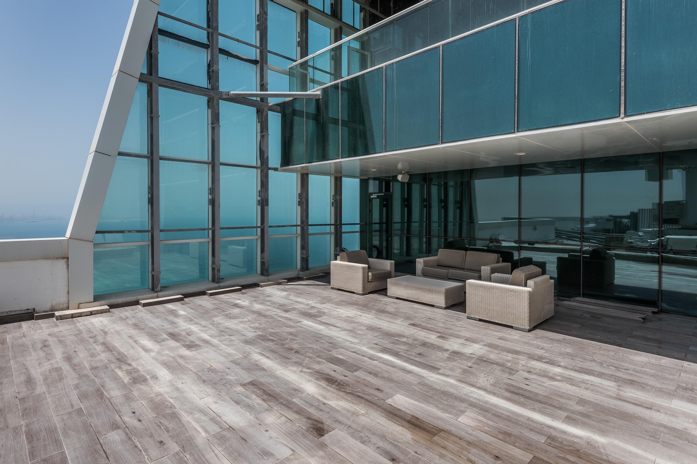 Luxury Penthouse | Sea & Dubai Eye Views