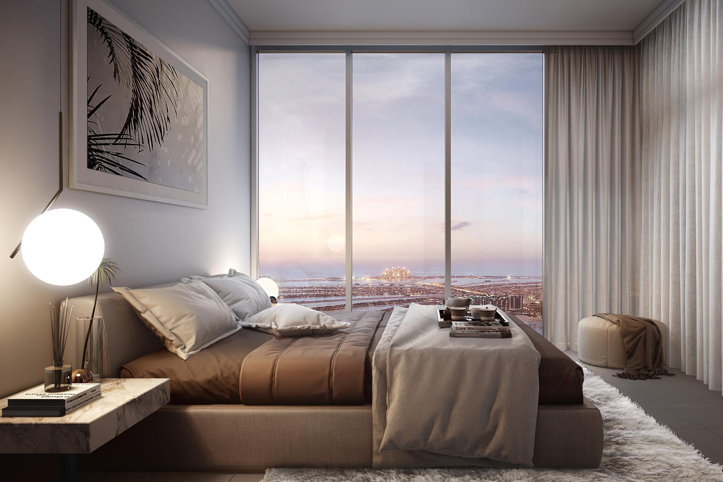 Prime Miami Style Apartment With Sea Views