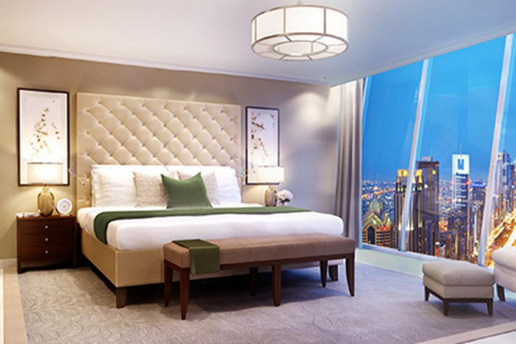 3 Bedroom | Full Burj and Fountain Views