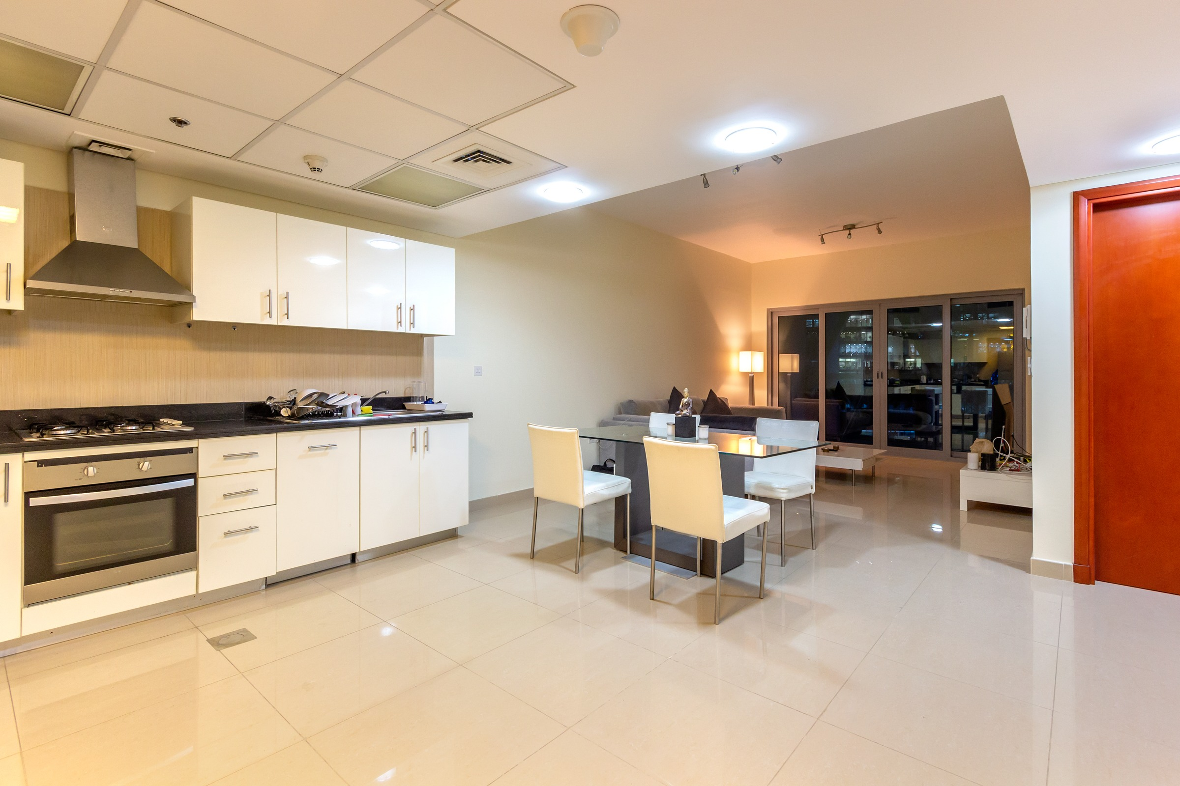 Beautiful One Bedroom   Park Tower DIFC