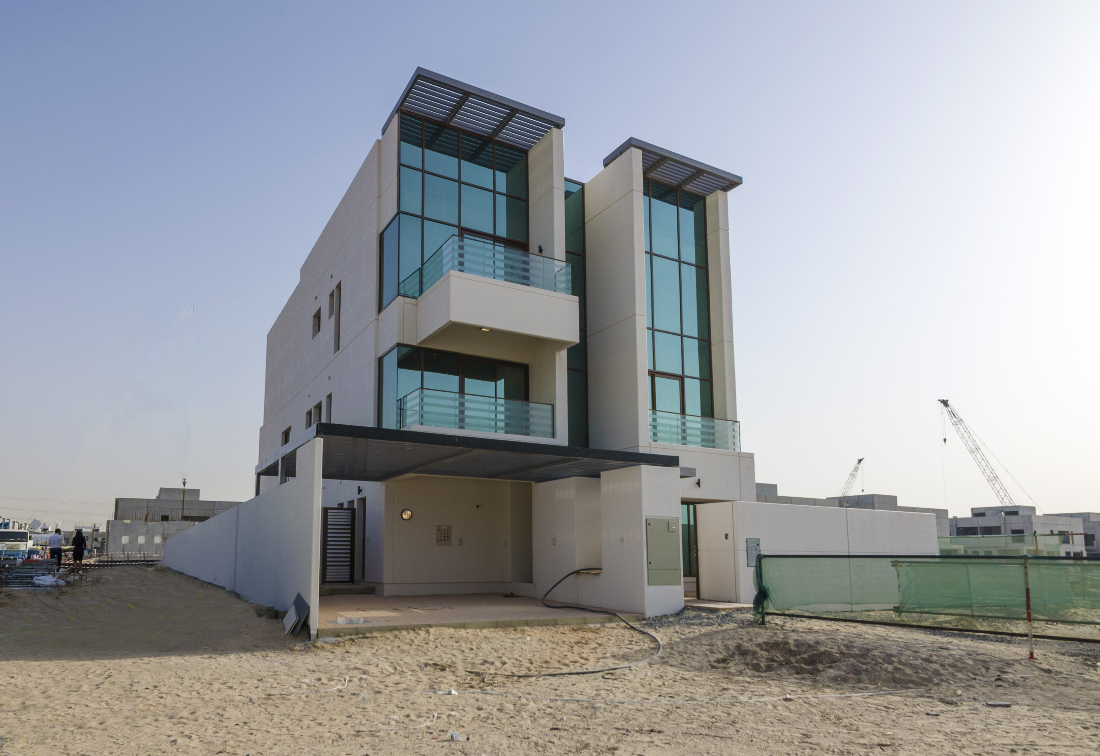Grand 6 Bed Villa in the Heart of Dubai | MBR City