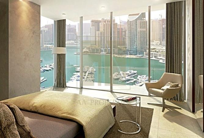 Luxury One Bedroom Apartment in Marina Gate