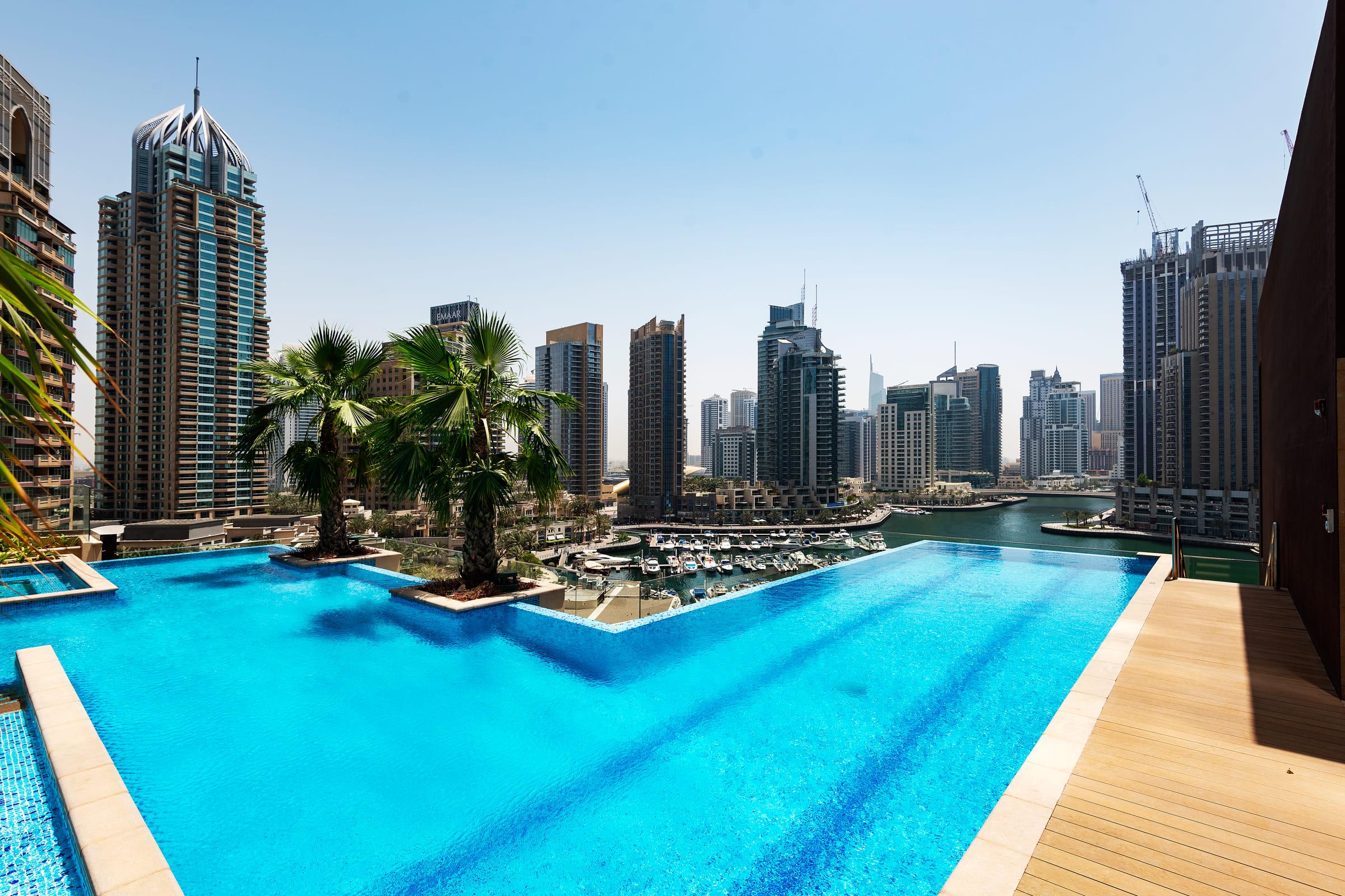 1 Bedroom Apartment | High Floor | Panoramic Views