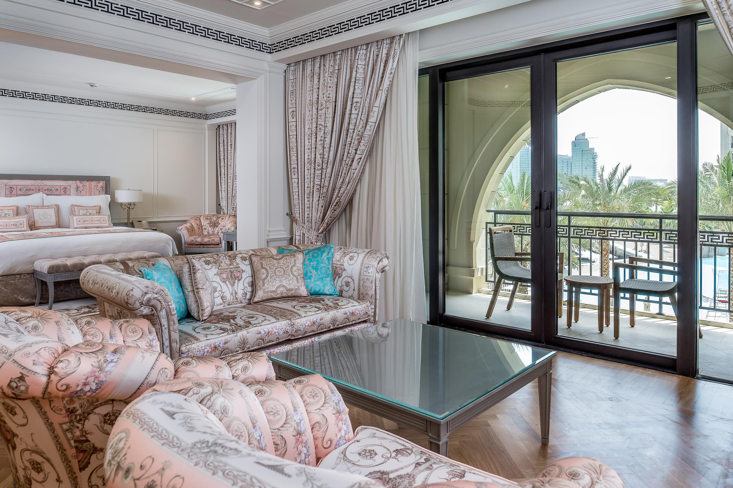 Furnished 4 Bed Duplex with Private Pool