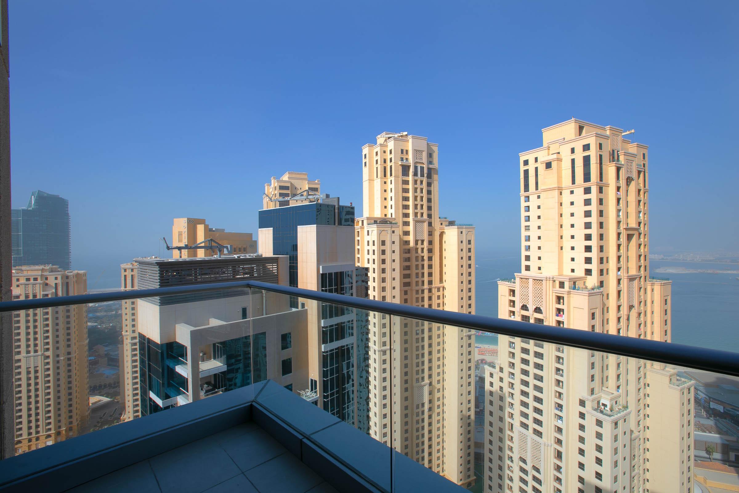 Marina View | High Floor | 1BR |  Paloma