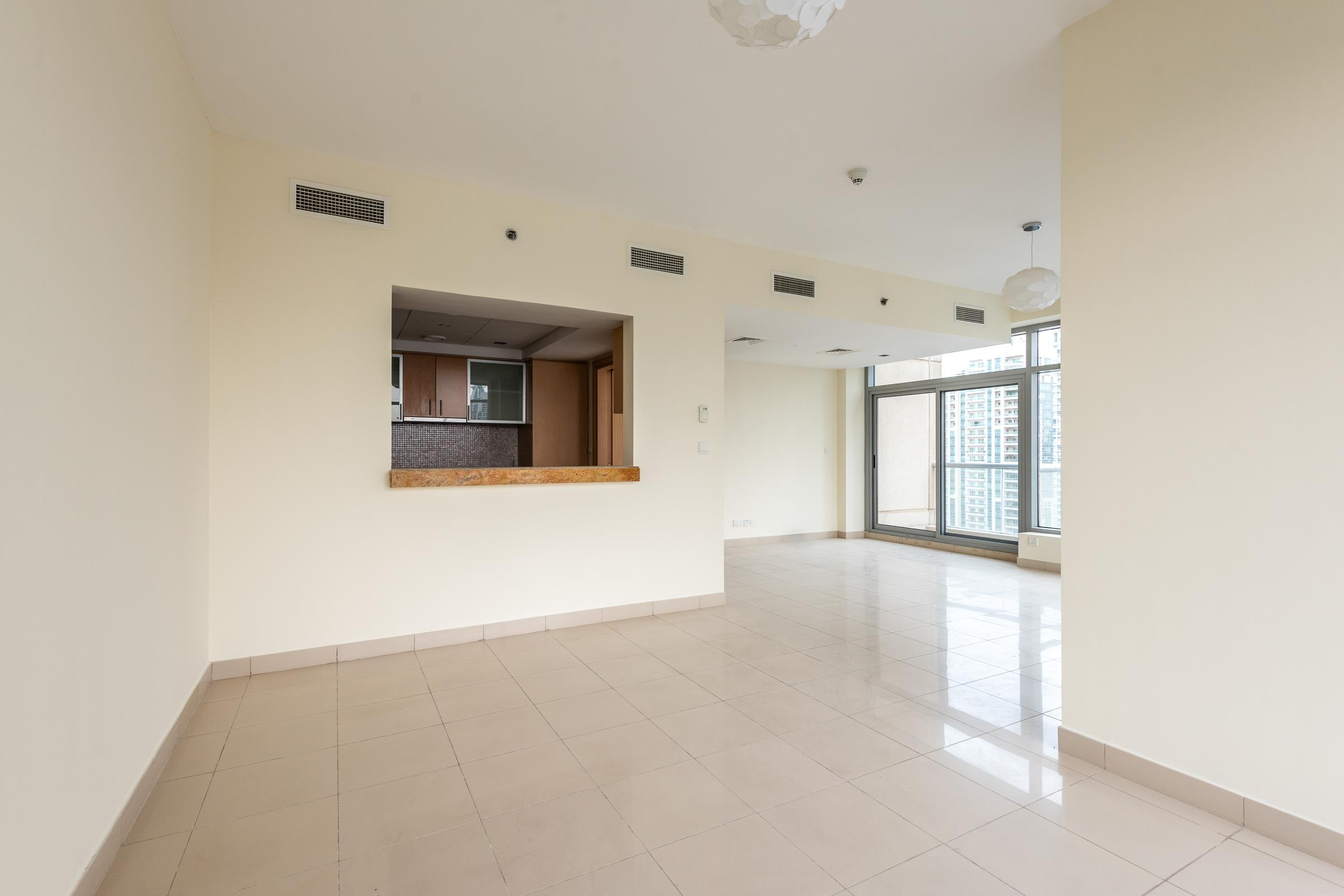 Bright And Spacious | 2 Bedroom with Marina Views