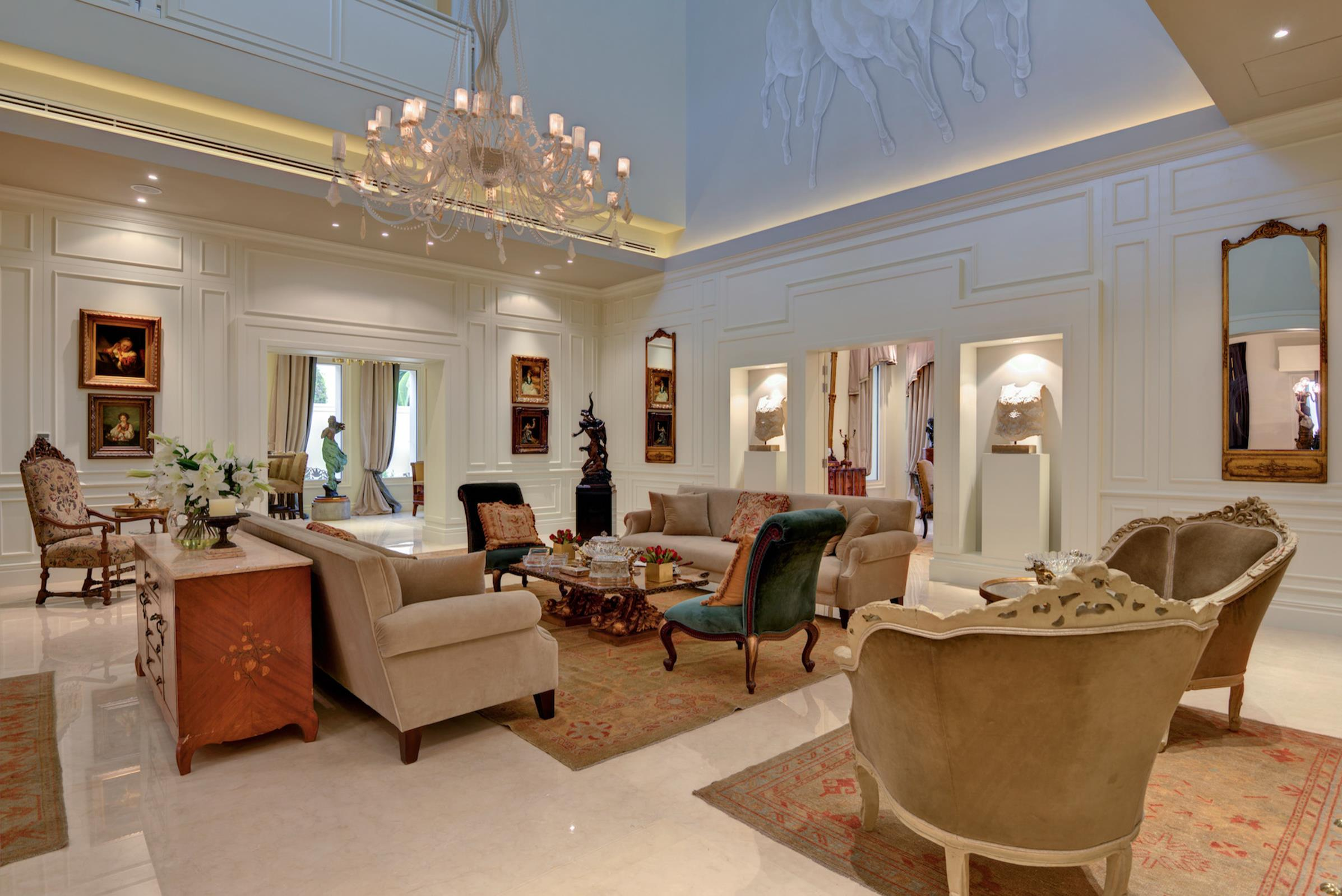 Beautiful 6 Bedroom Emirates Hills Villa