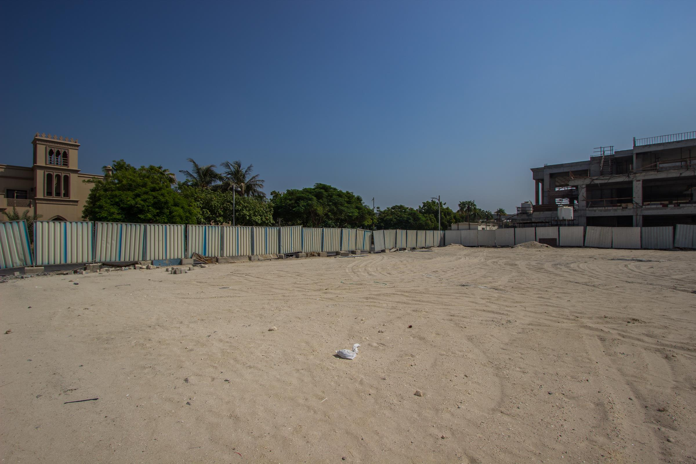 Large Signature plot for sale in Palm
