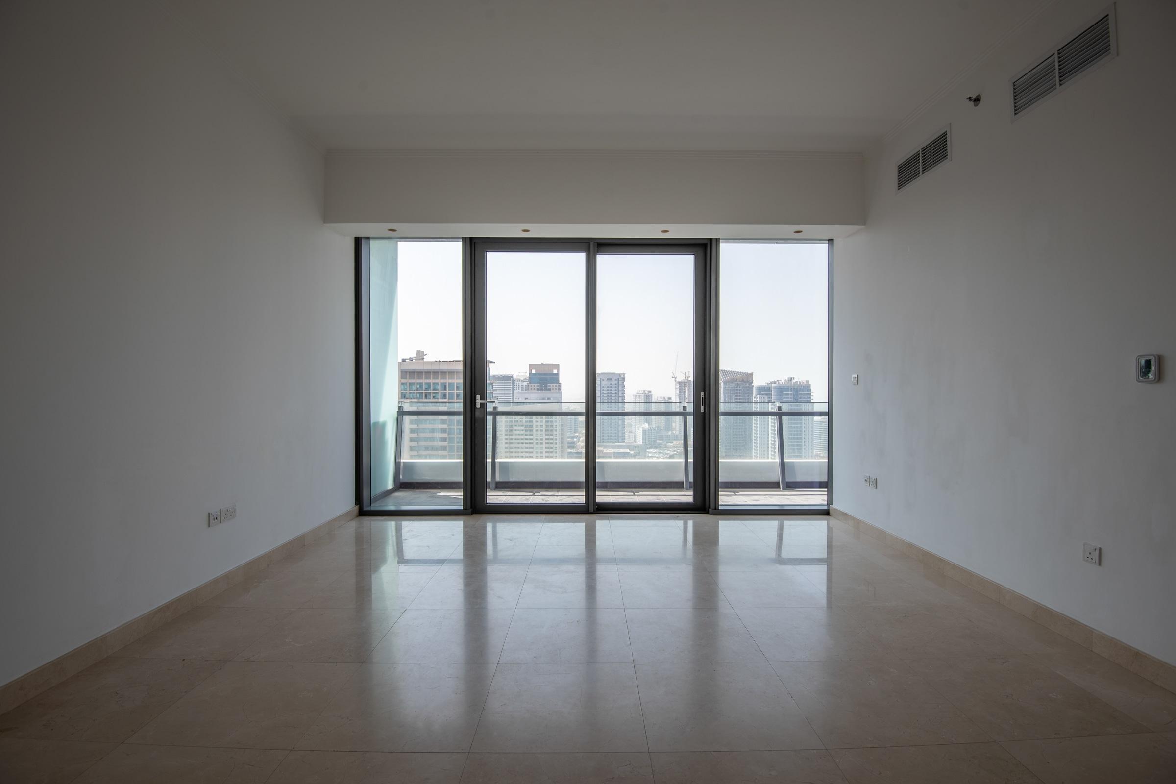 3Bed I High FloorI Panoramic Marina View