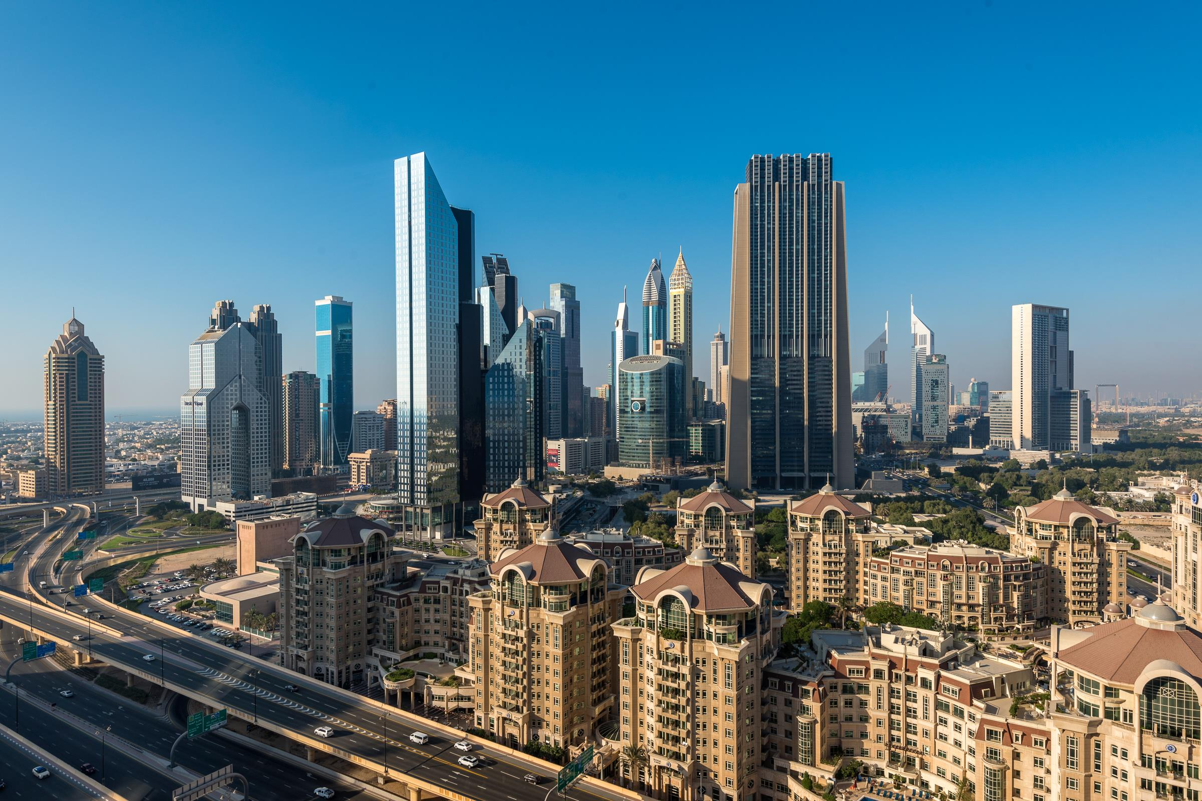 DIFC and Zaabeel View 1 Bed Address BLVD