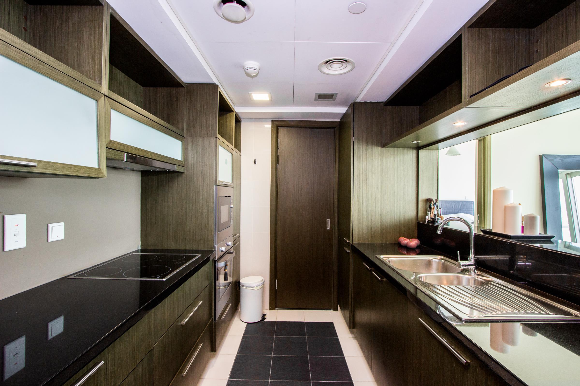 High Floor Highly rented 1 Bed Loft West