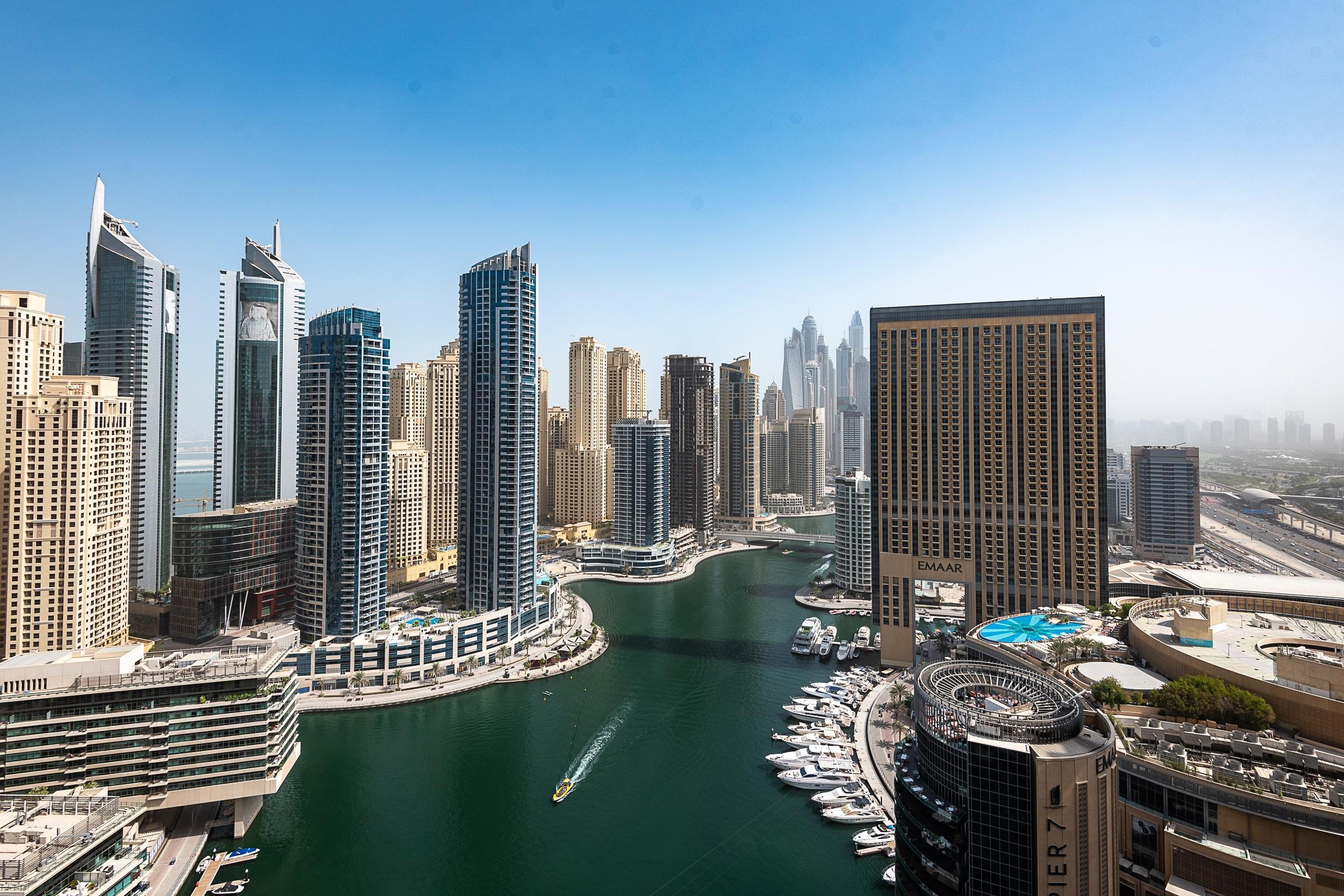 Three Bedroom Apartment | Stunning Marina views