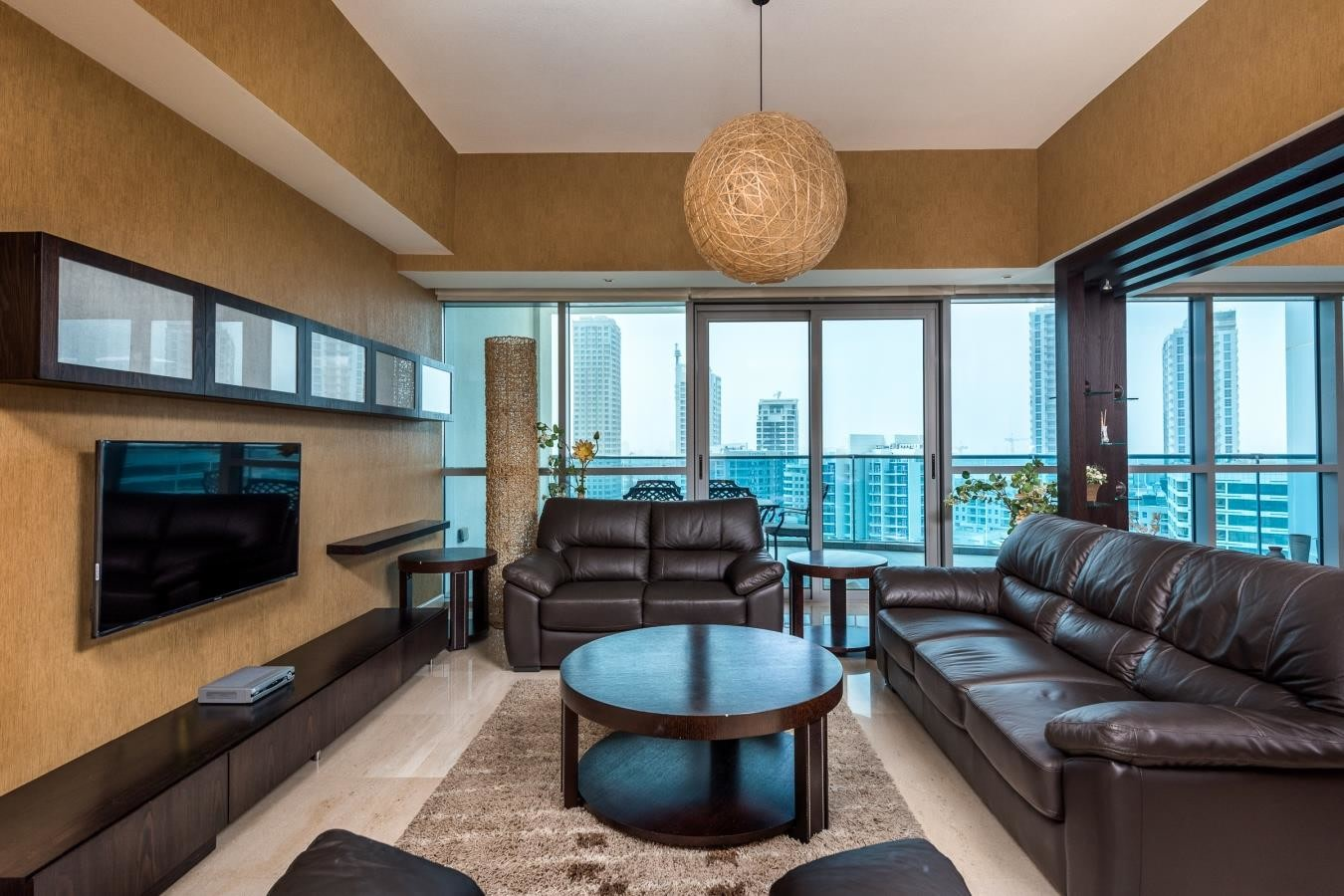 Upgraded | Full Marina view | Two Parkings