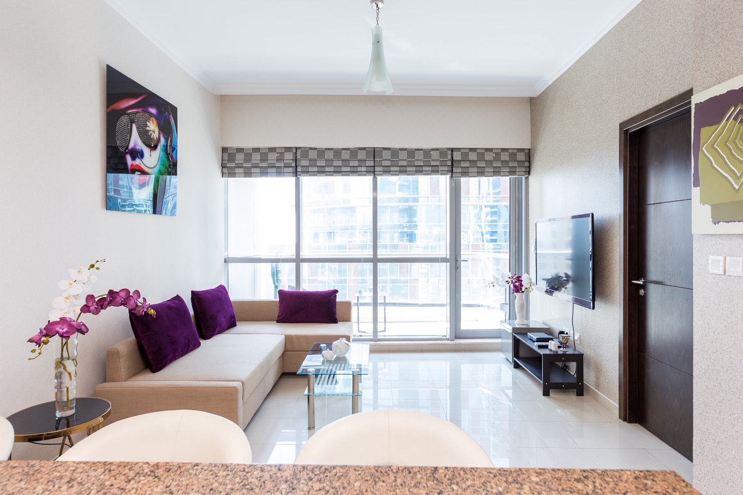 Fully Furnished 1 Bedroom Priced To Sell