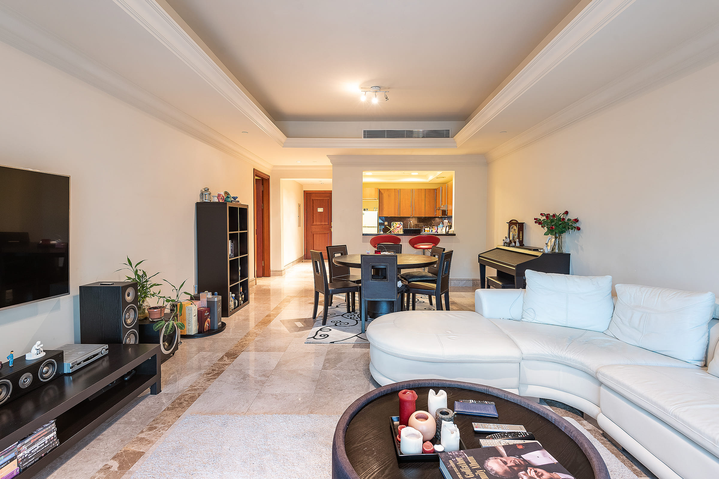 Stunning 1 Bed Fairmont North Residences