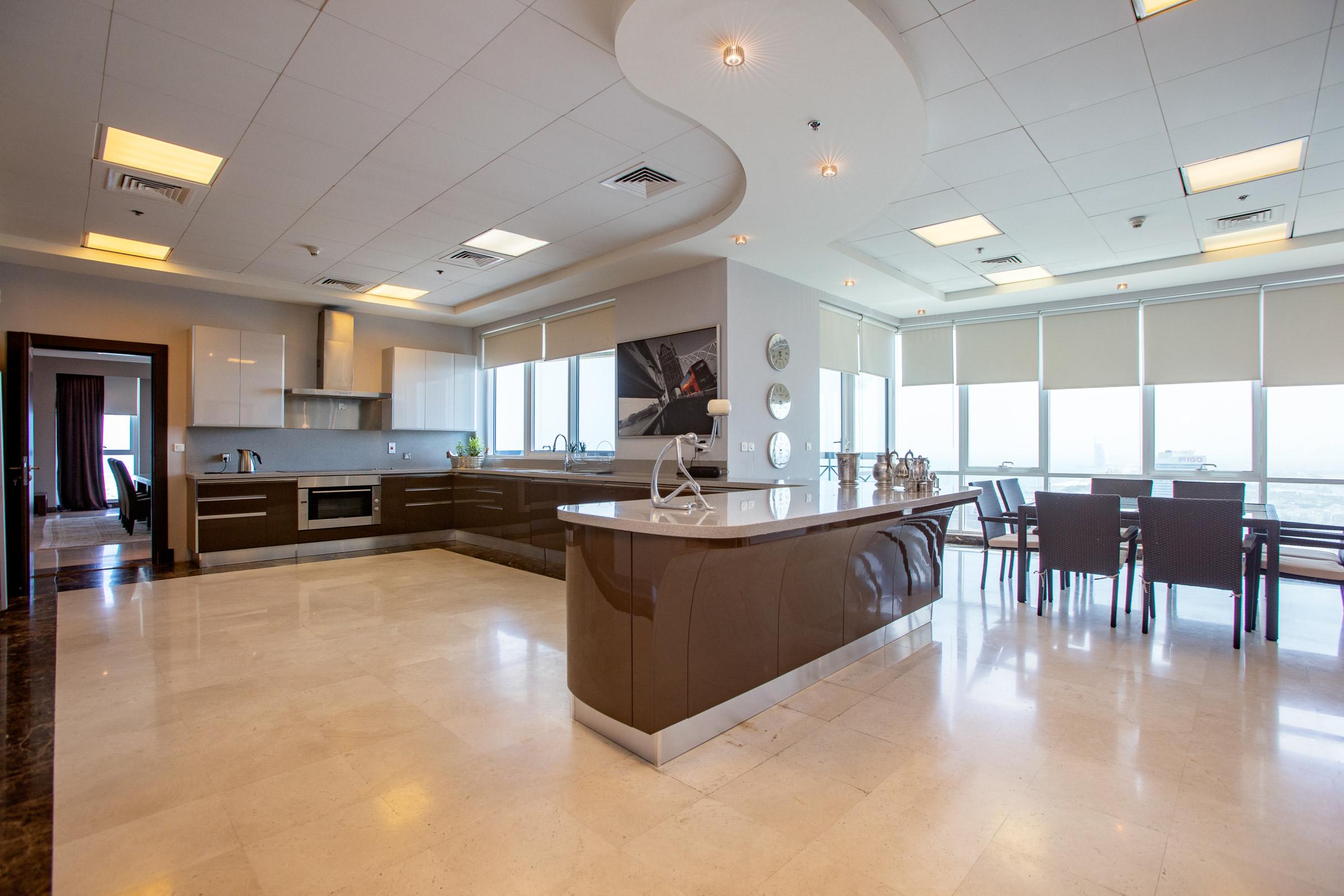Elegant  Penthouse | Palm  Jumeirah View