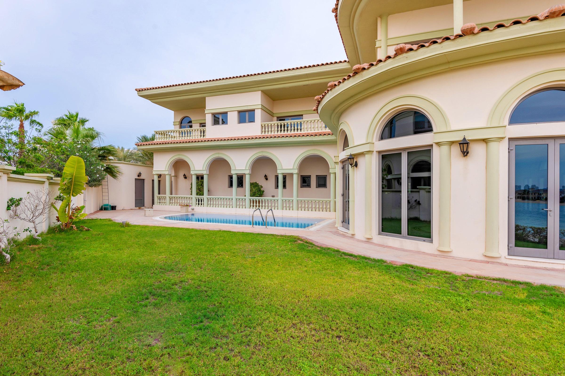 Signature Villa 5BR French Riviera Style