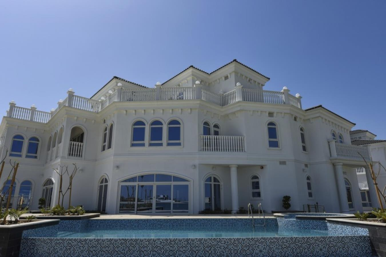The Palm Mansion Spectacular Views