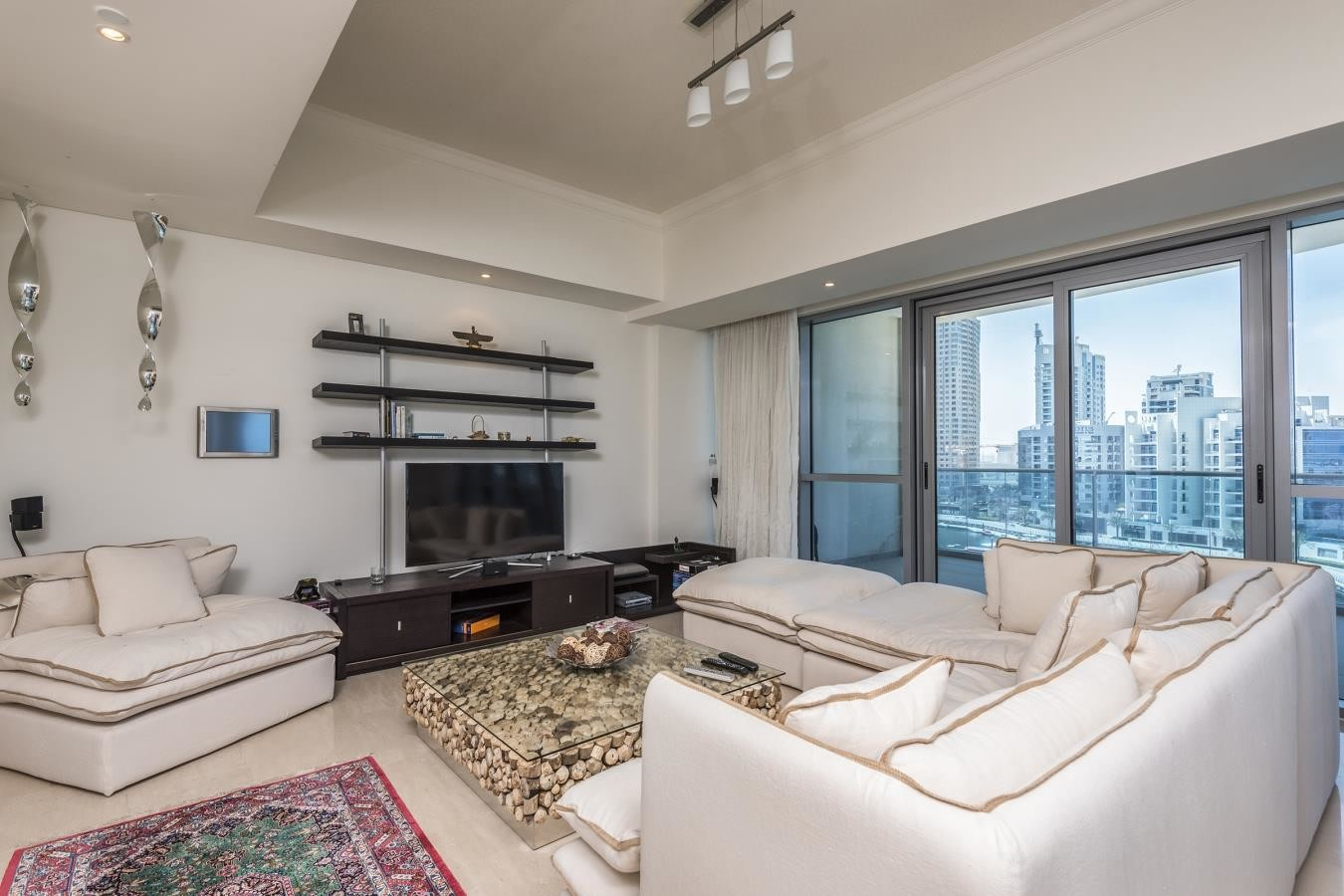 2 Bed + Maid with Full Marina View in Jewels 1