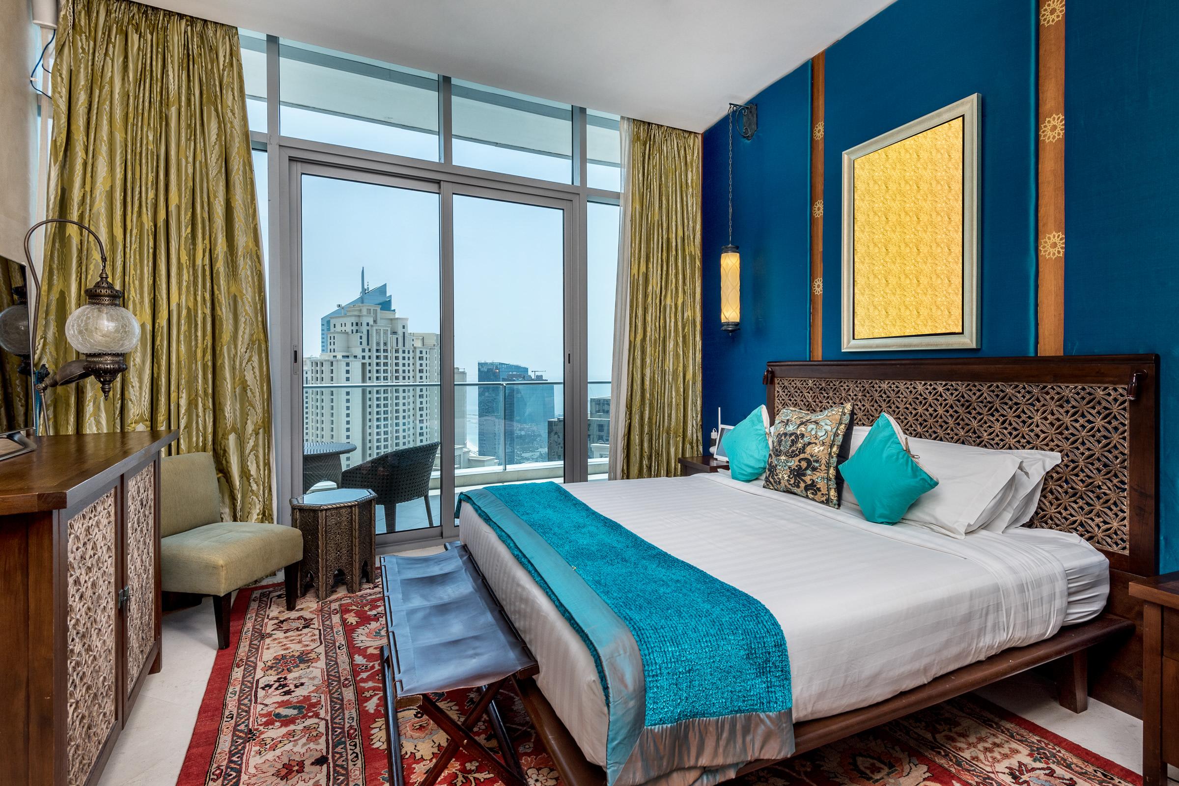 Stunning Views Trident Grand Penthouse