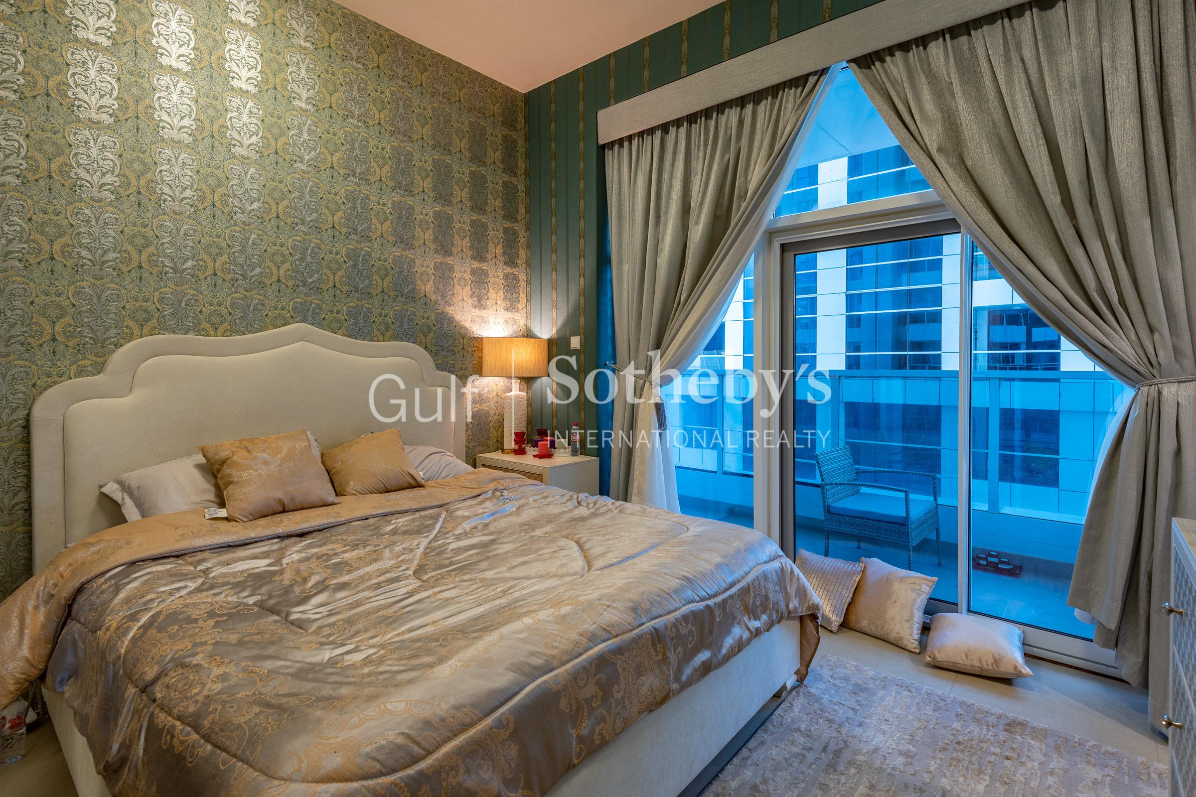 Stunning 2 Bed Apartment - Marina Arcade