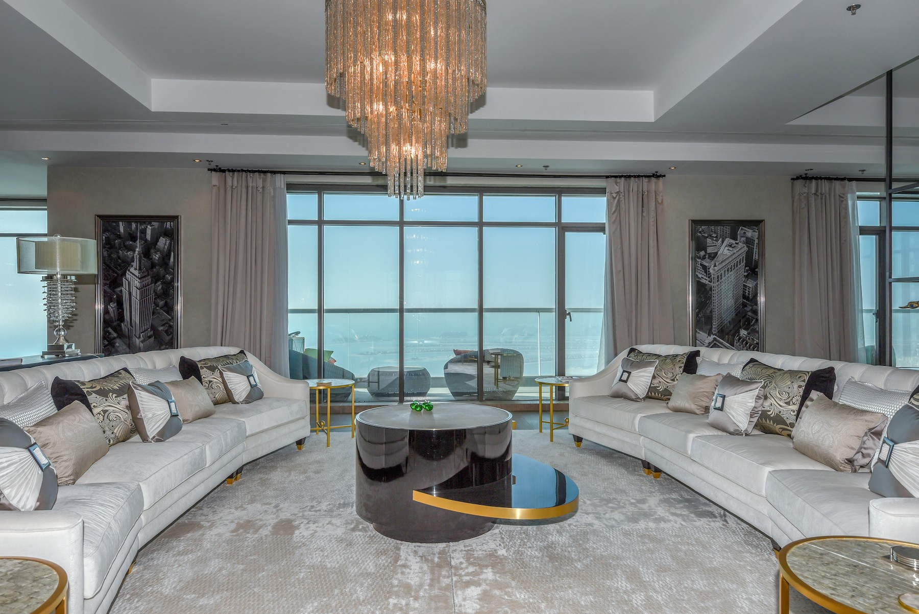 Five Bedroom   Penthouse   with Sea View