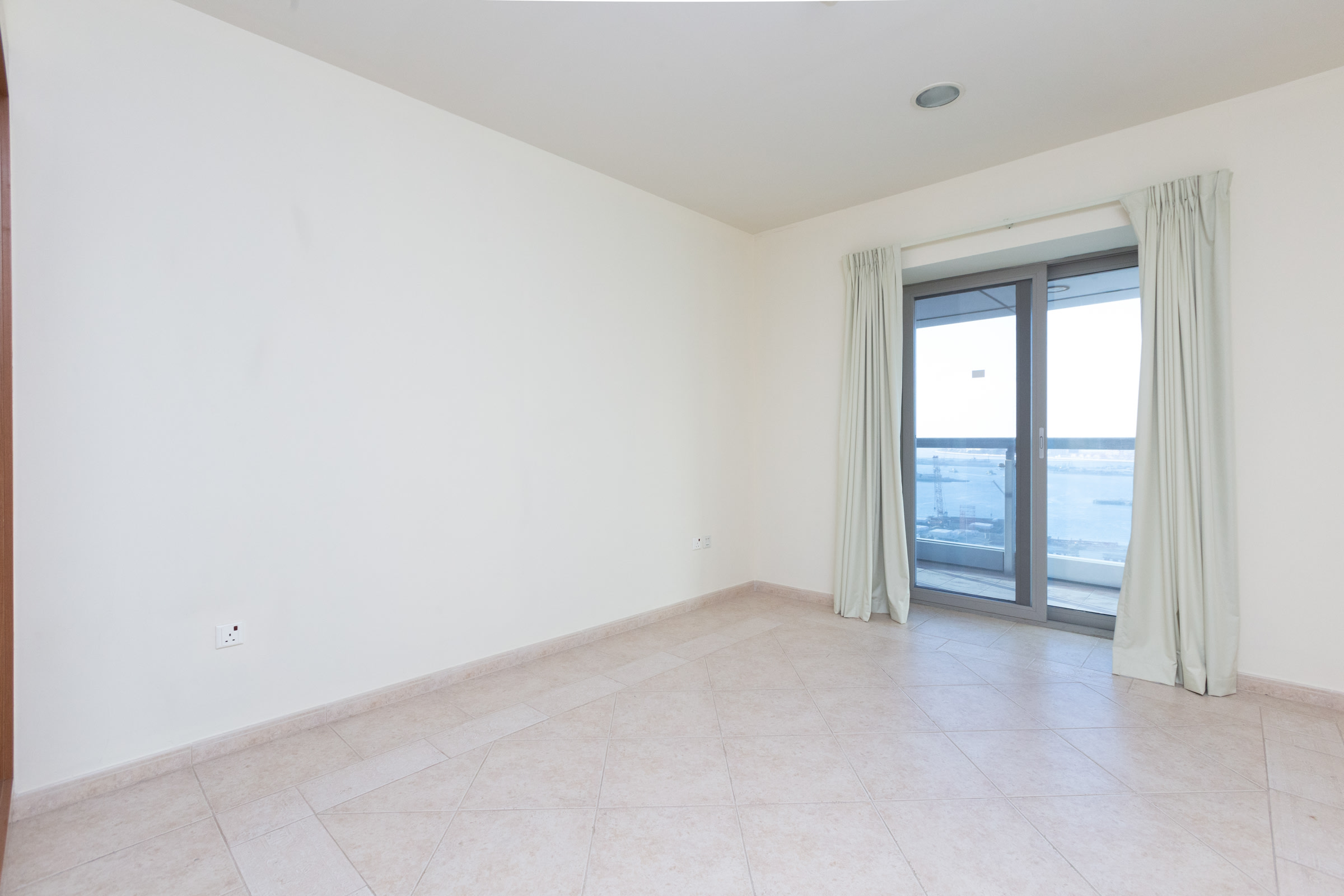 Full Sea View Two Bedroom Princess Tower