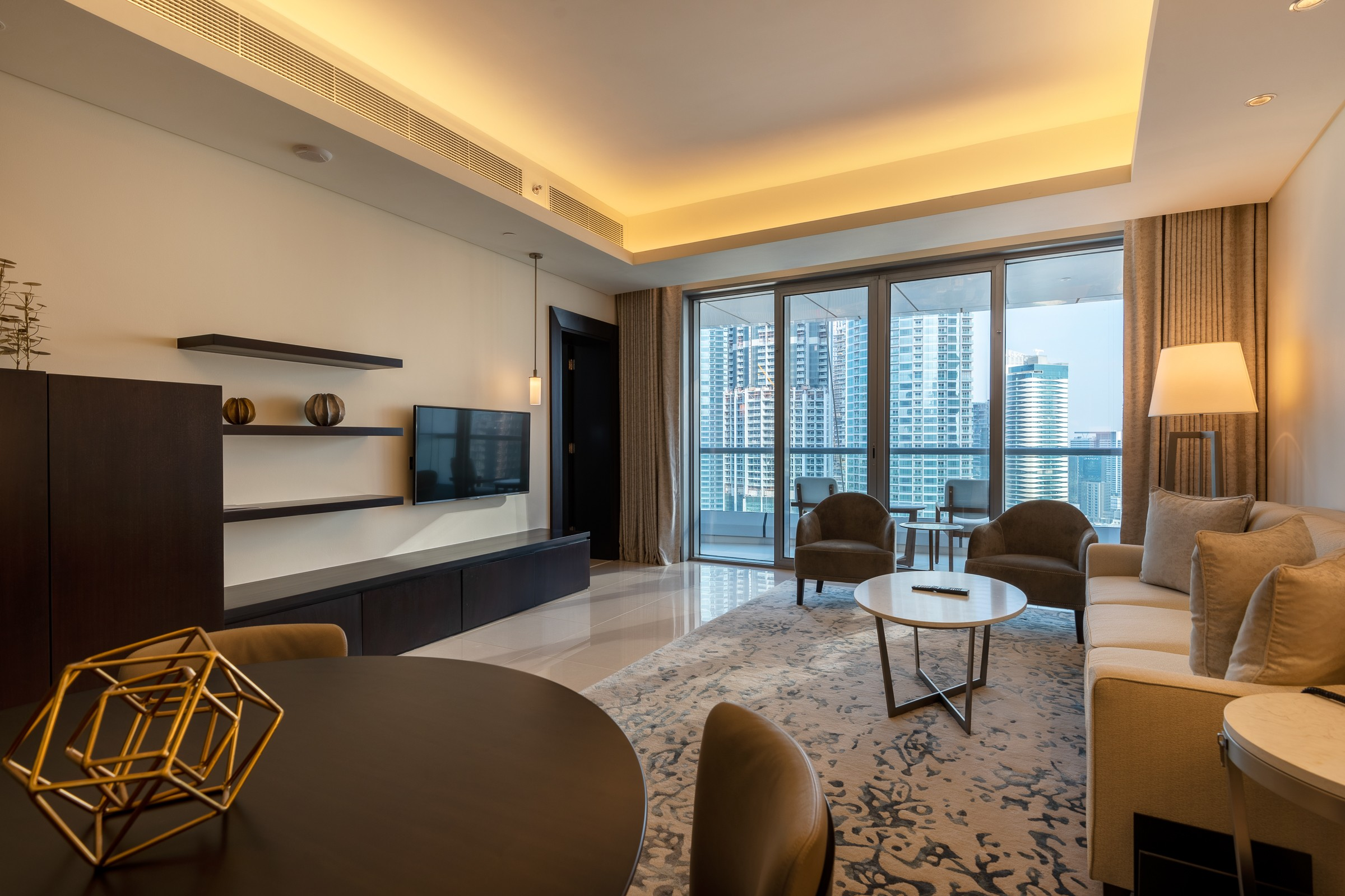 High Floor Luxury Hotel Apartment 1 Bed
