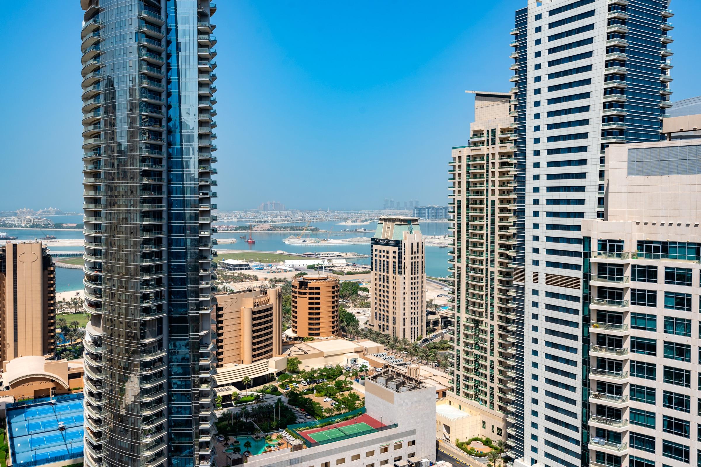 New Listing 05| Layout Marina & Sea View