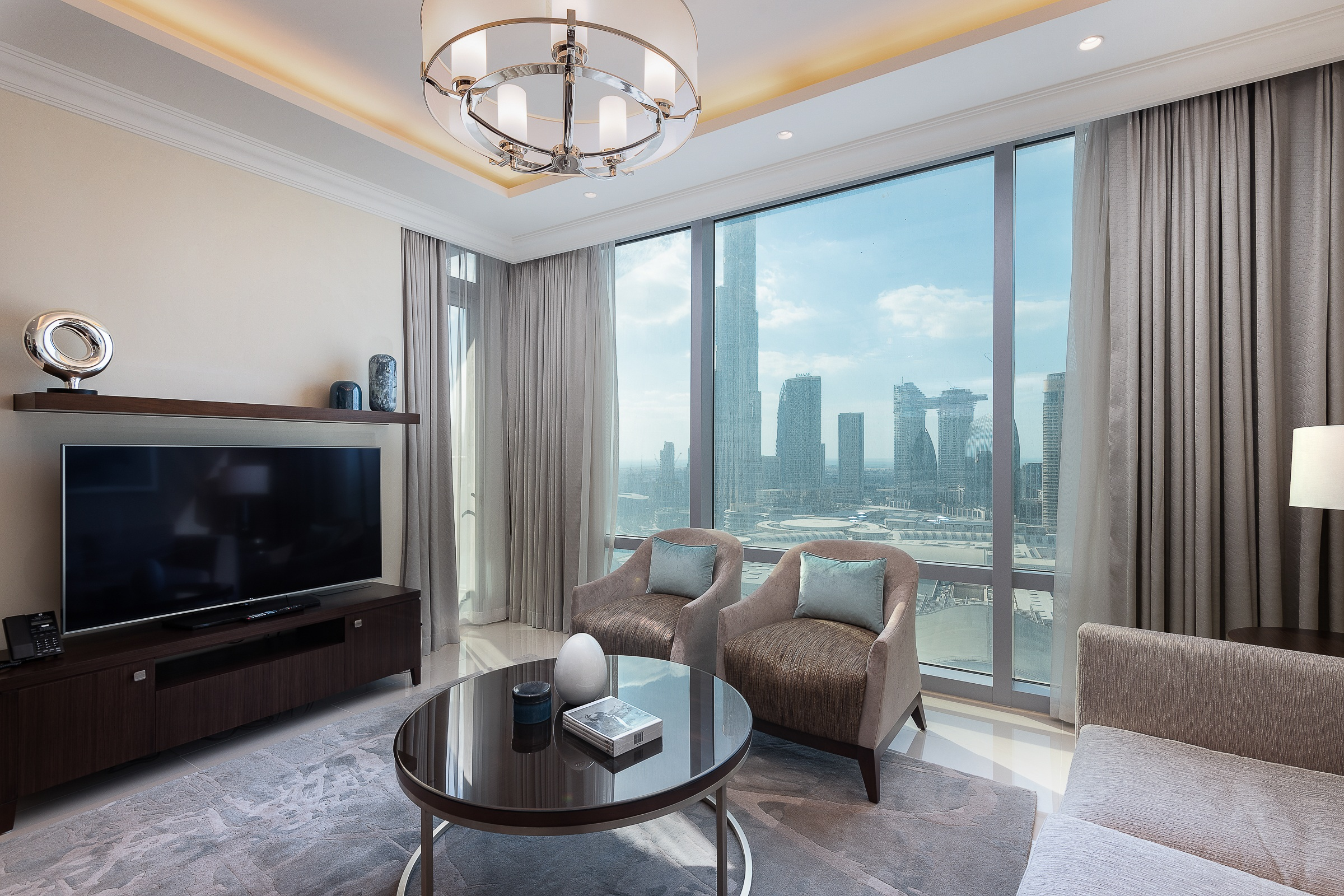 Lowest price 1 Bed with Fountain View