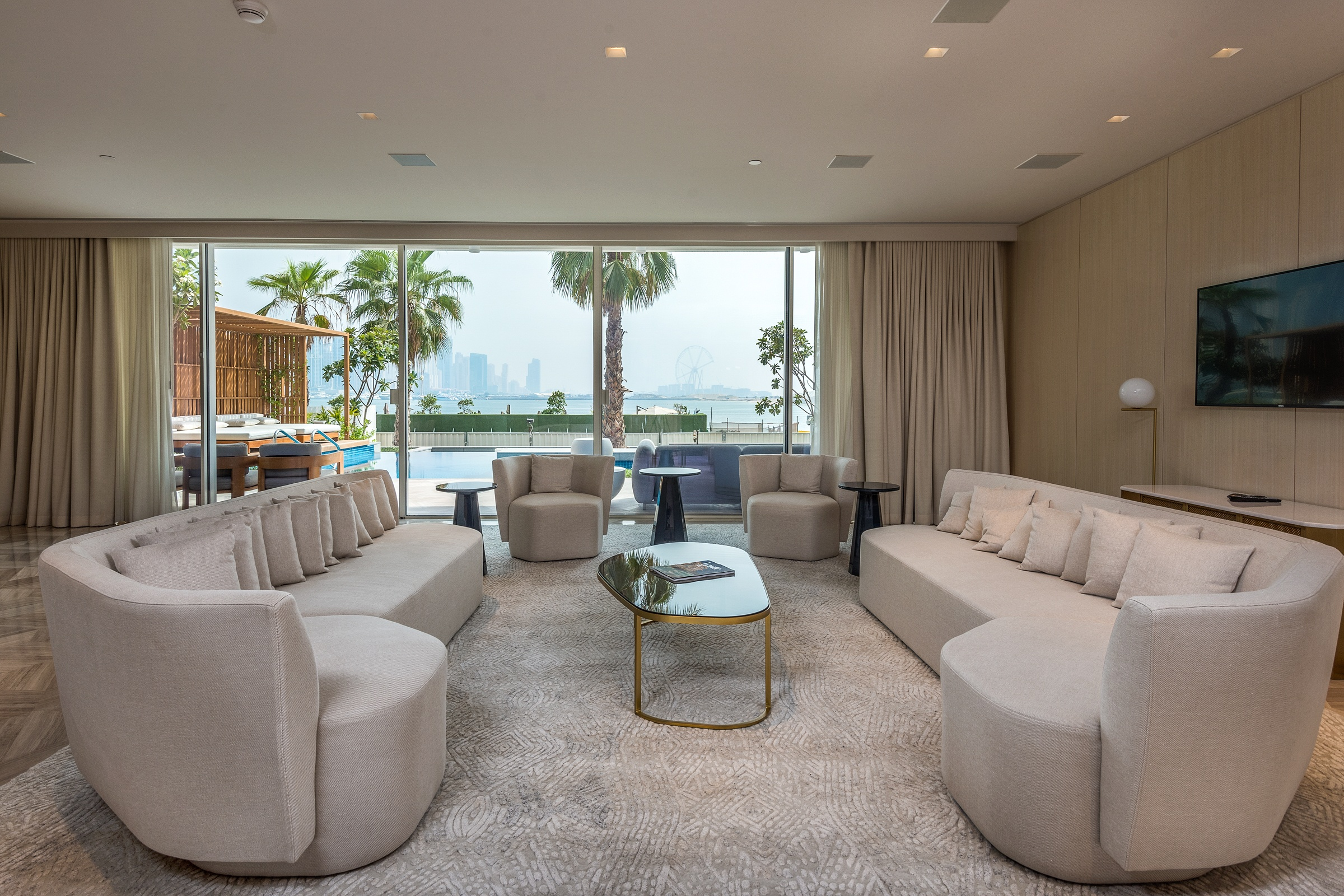 Luxury 5*Hotel Private Beach Villa