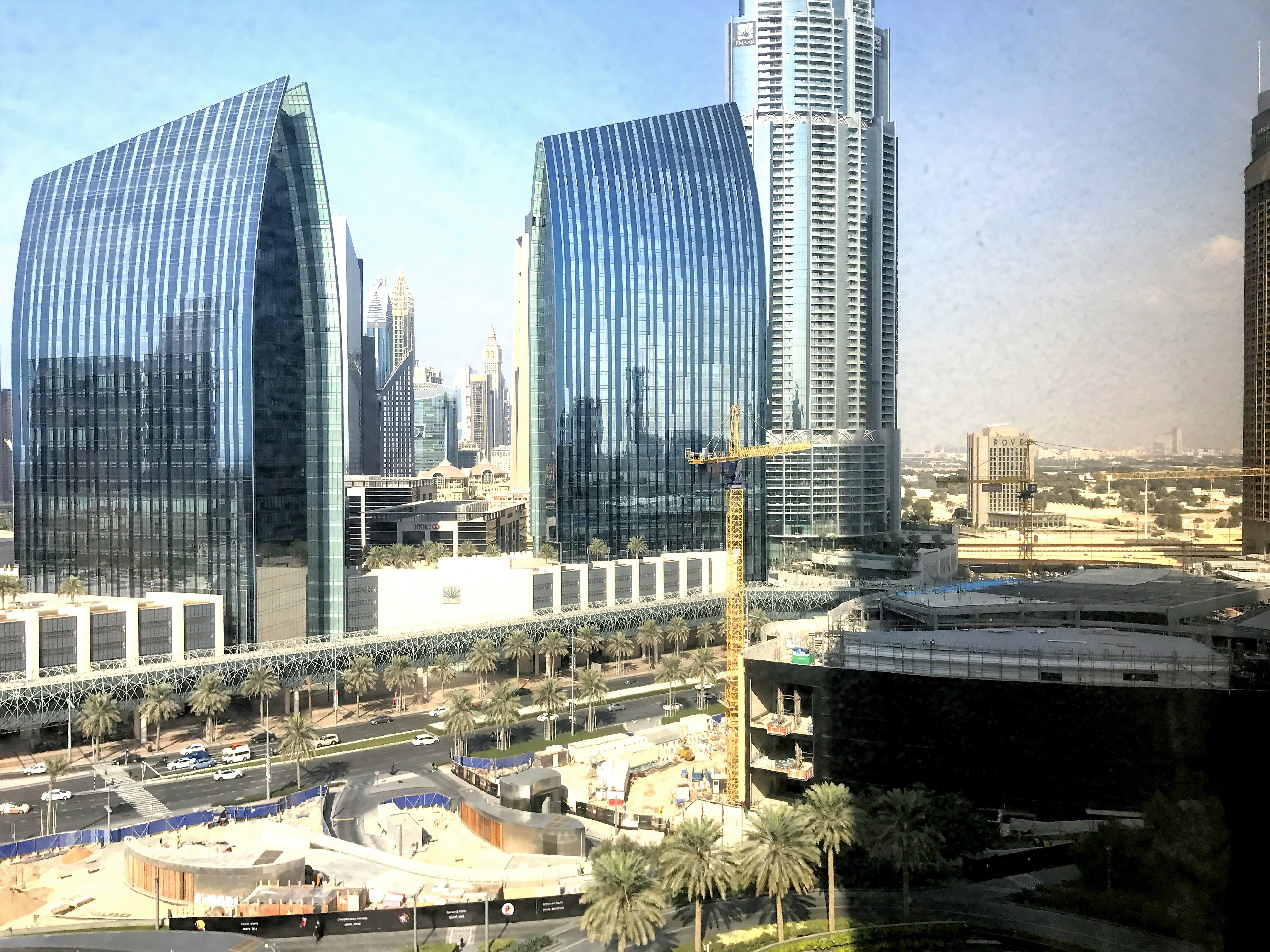 DIFC View | High Floor| 1 Bed Plus Study