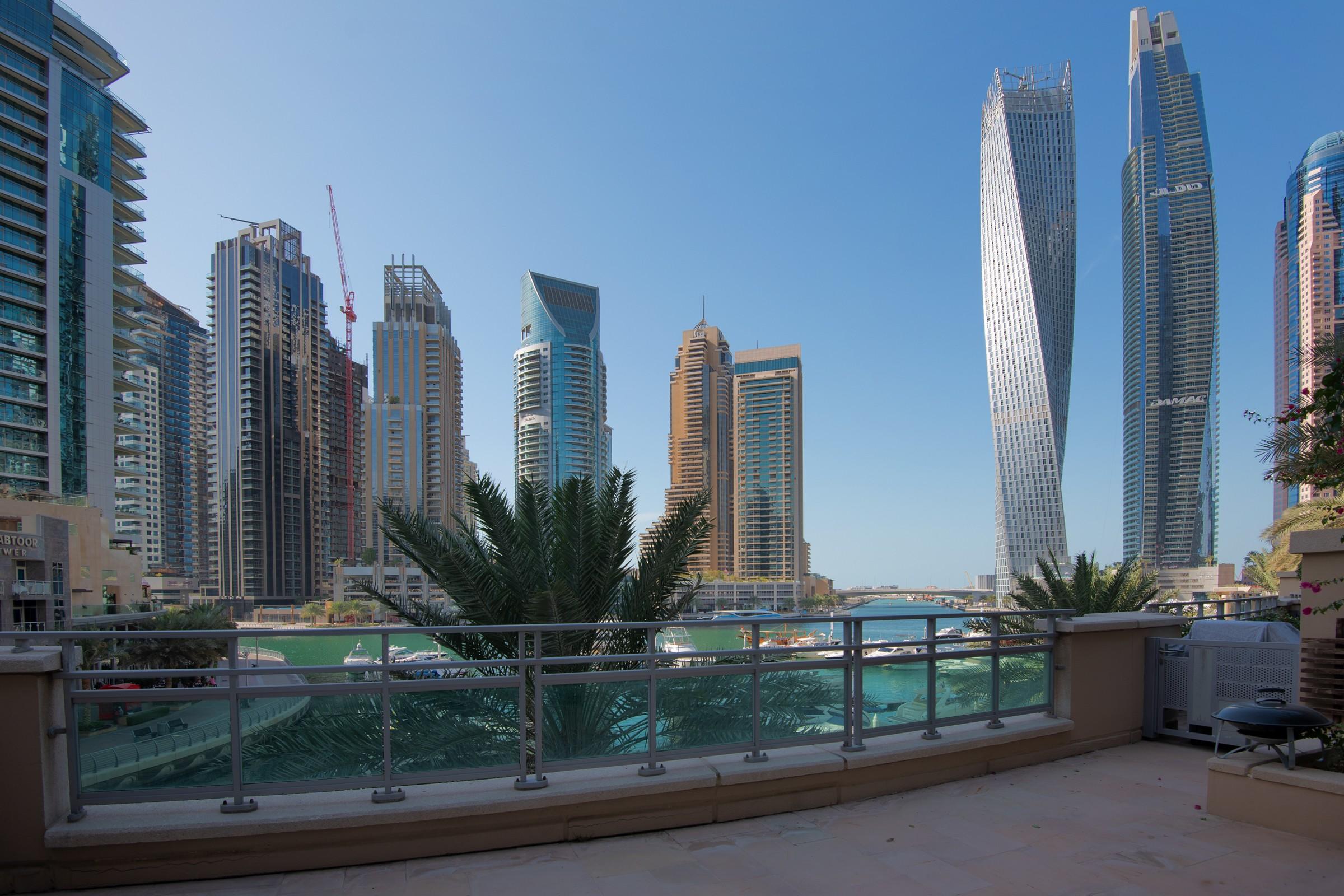 Stunning Four Bedroom Villa | Full Marina Views