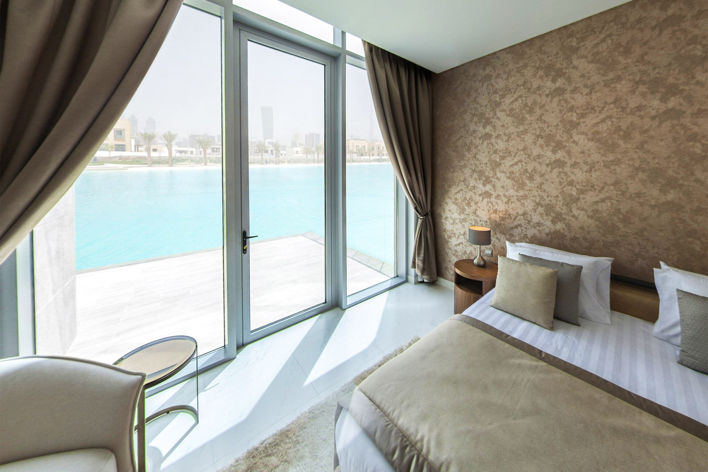 INCREDIBLE 1 BED  VERY EXCLUSIVE PROJECT