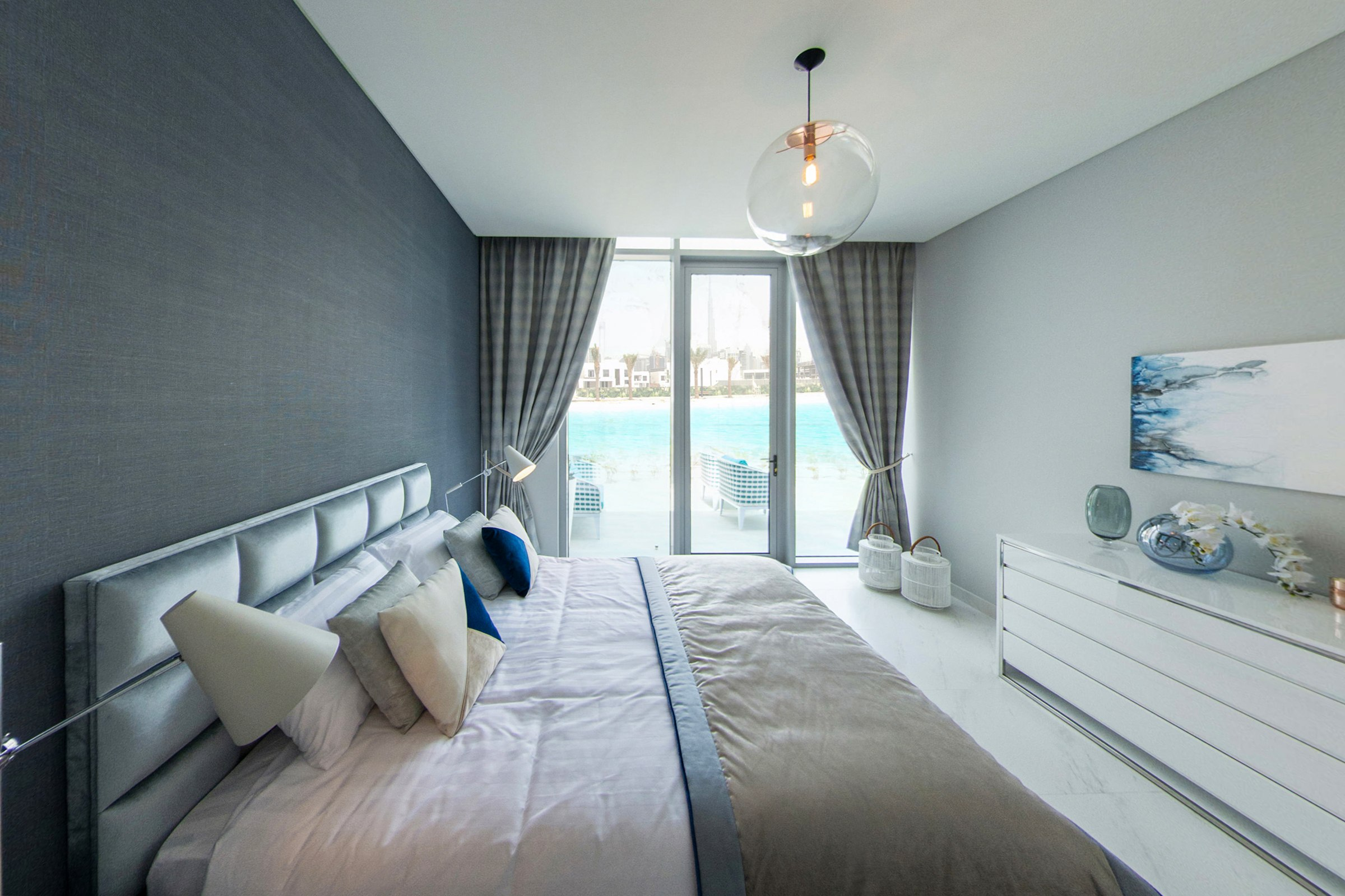 WATERFRONT ONE BEDROOM | AMAZING QUALITY